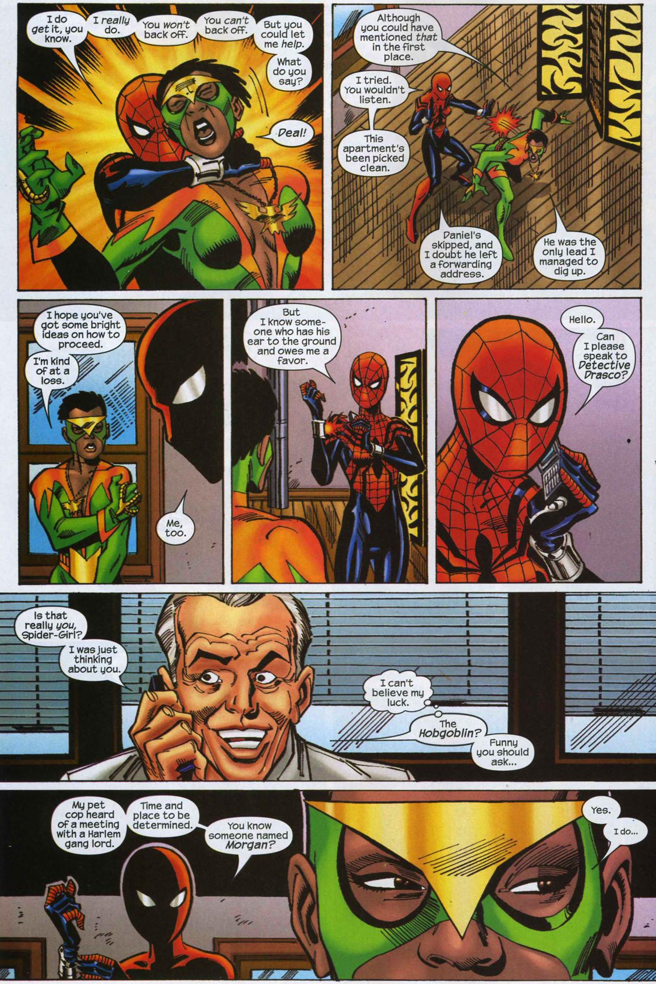 Amazing Spider-Girl #7 #24 - English 16