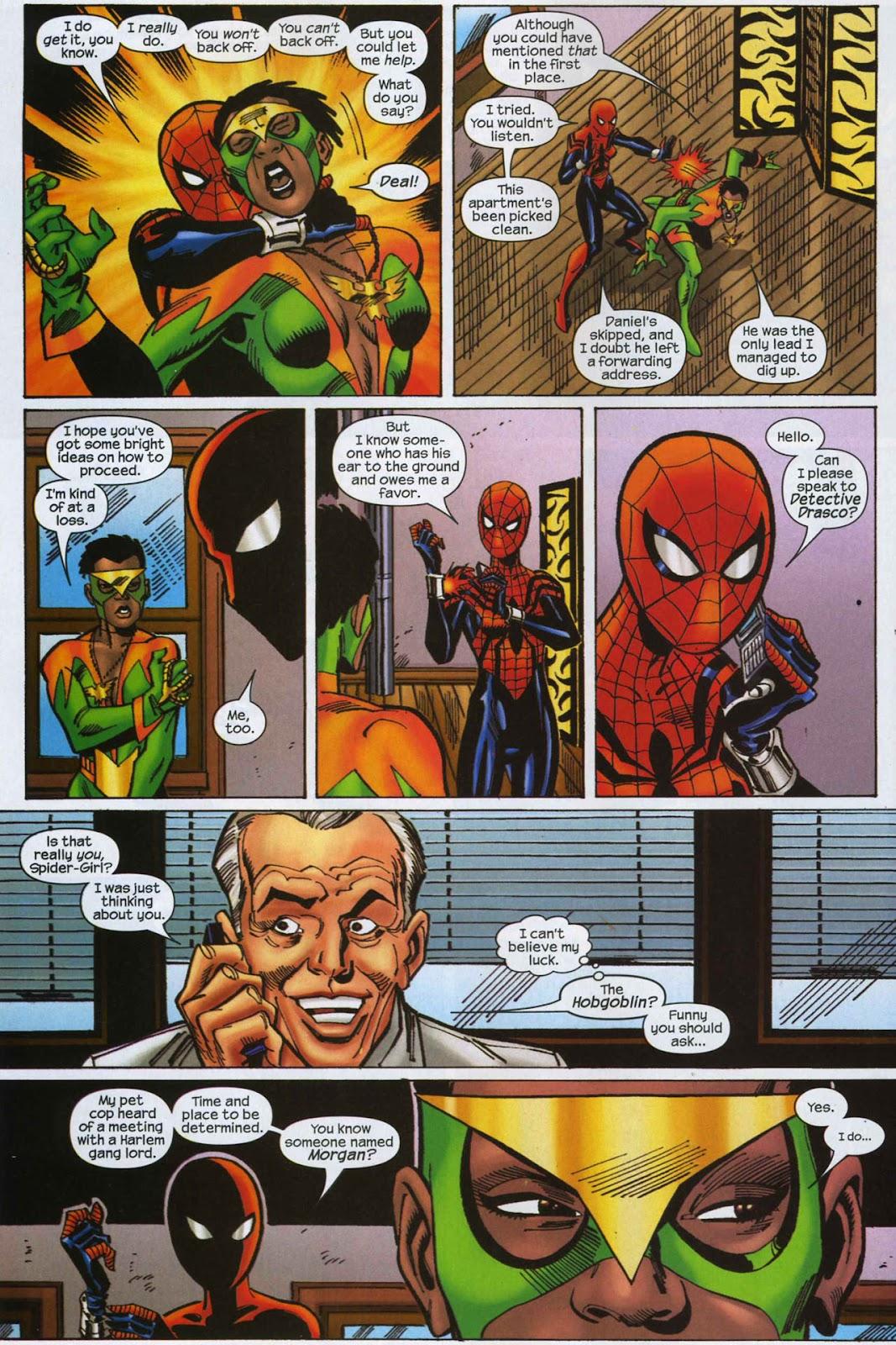 Amazing Spider-Girl Issue #7 #8 - English 16