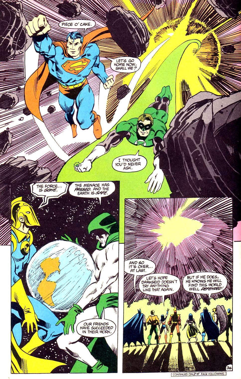 DC Challenge #12 #12 - English 37