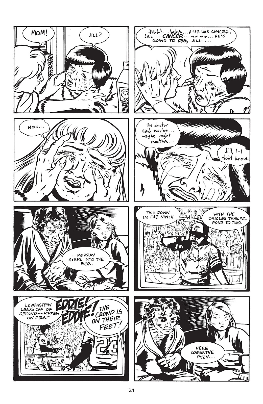 Stray Bullets Issue #7 #7 - English 23