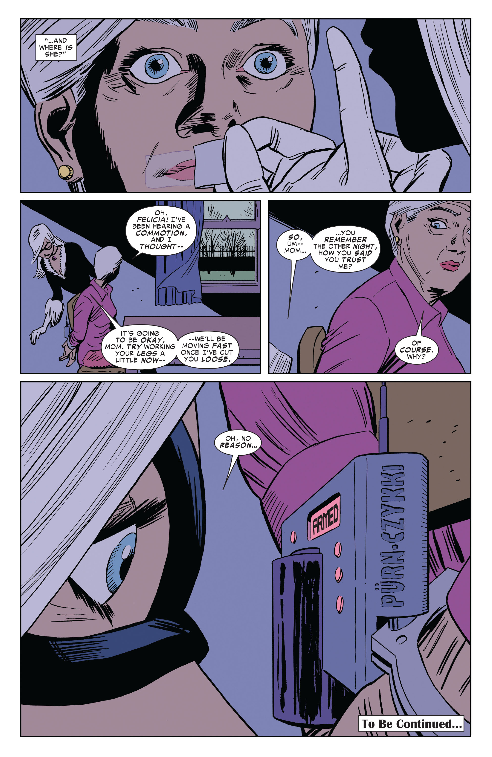 Amazing Spider-Man Presents: Black Cat 3 Page 23
