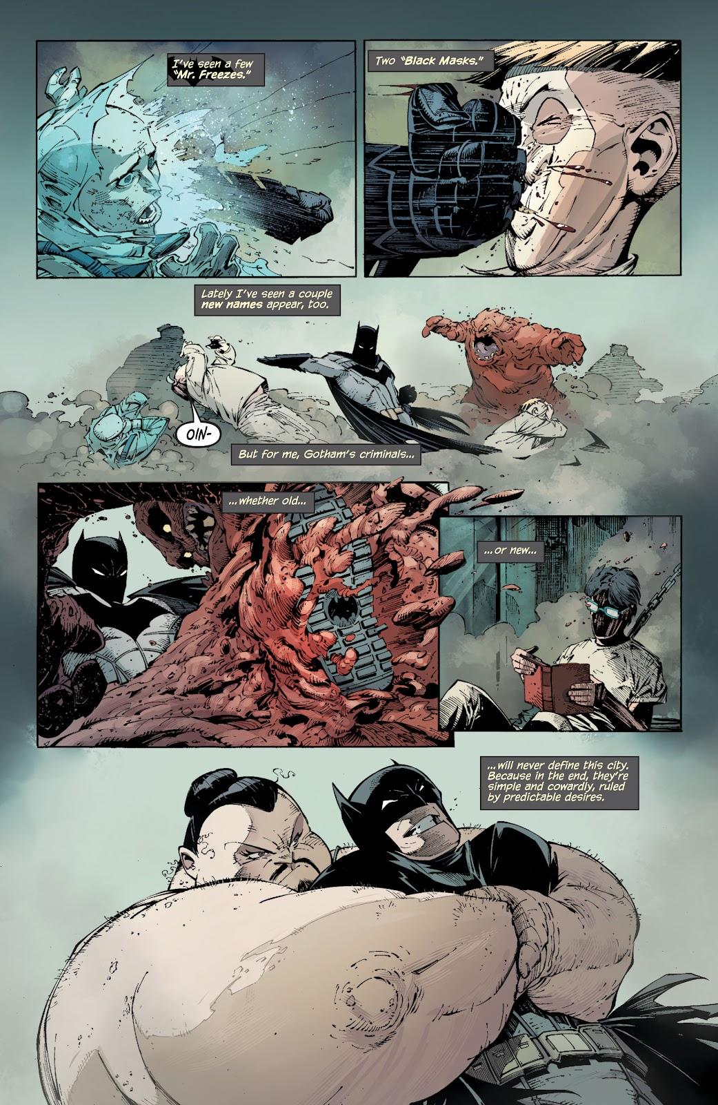 Batman (2011) Issue #1 #16 - English 5