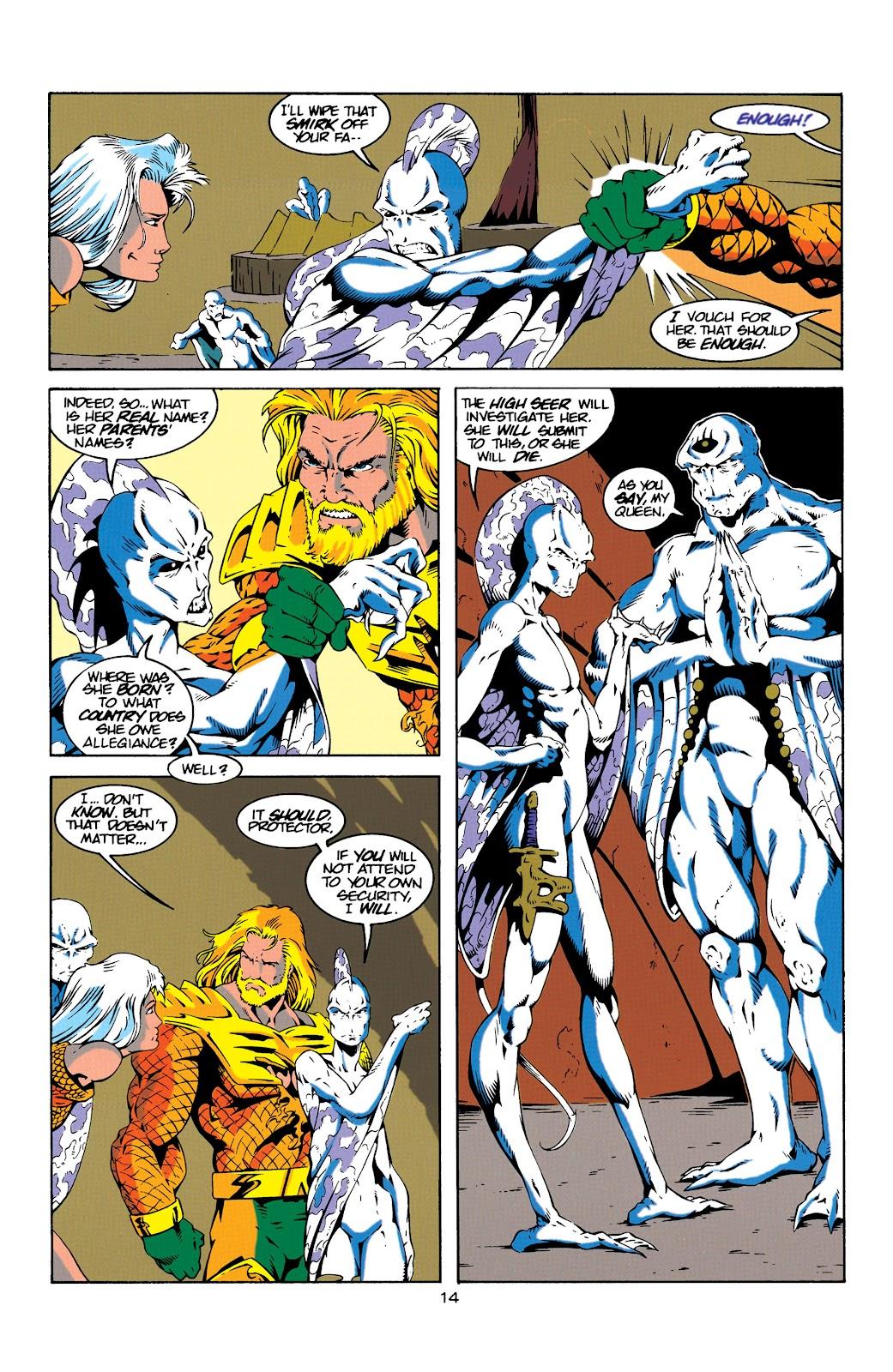 Aquaman (1994) Issue #18 #24 - English 14