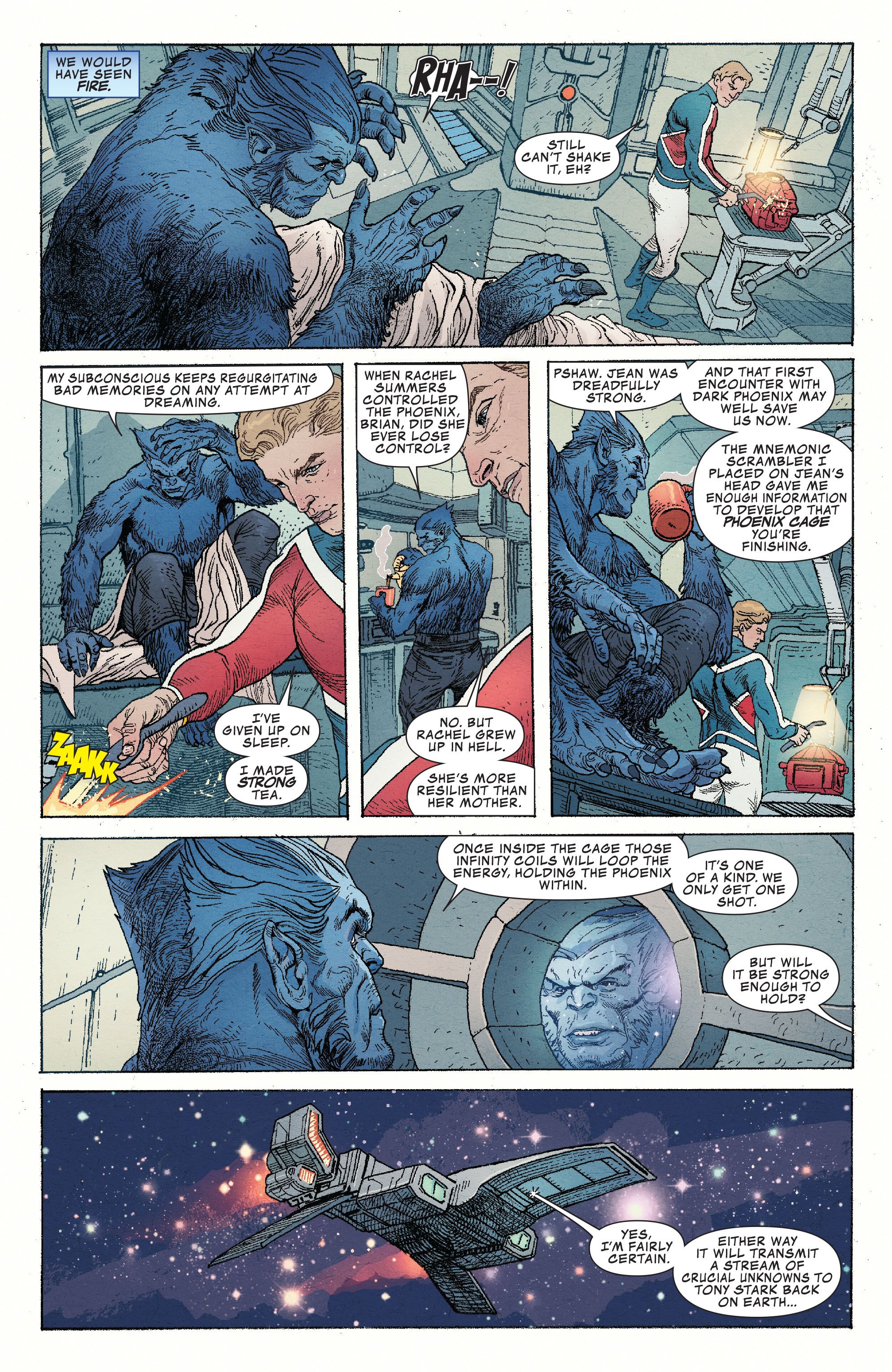 Read online Secret Avengers (2010) comic -  Issue #26 - 4