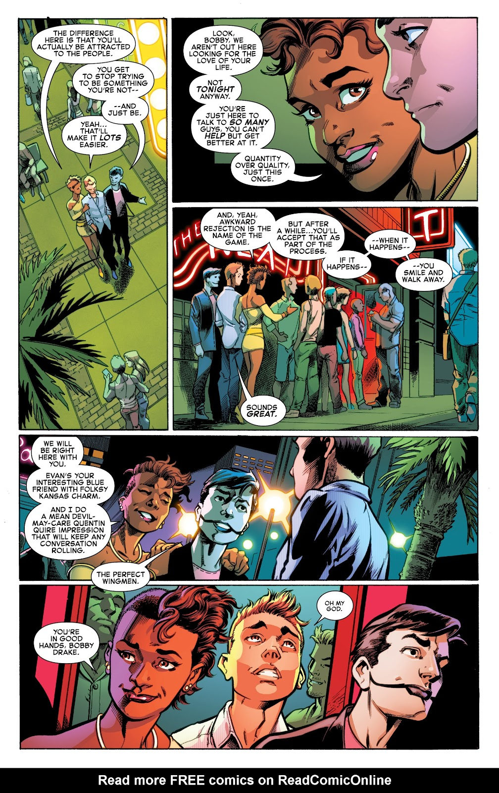 All-New X-Men (2016) Issue #13 #15 - English 4