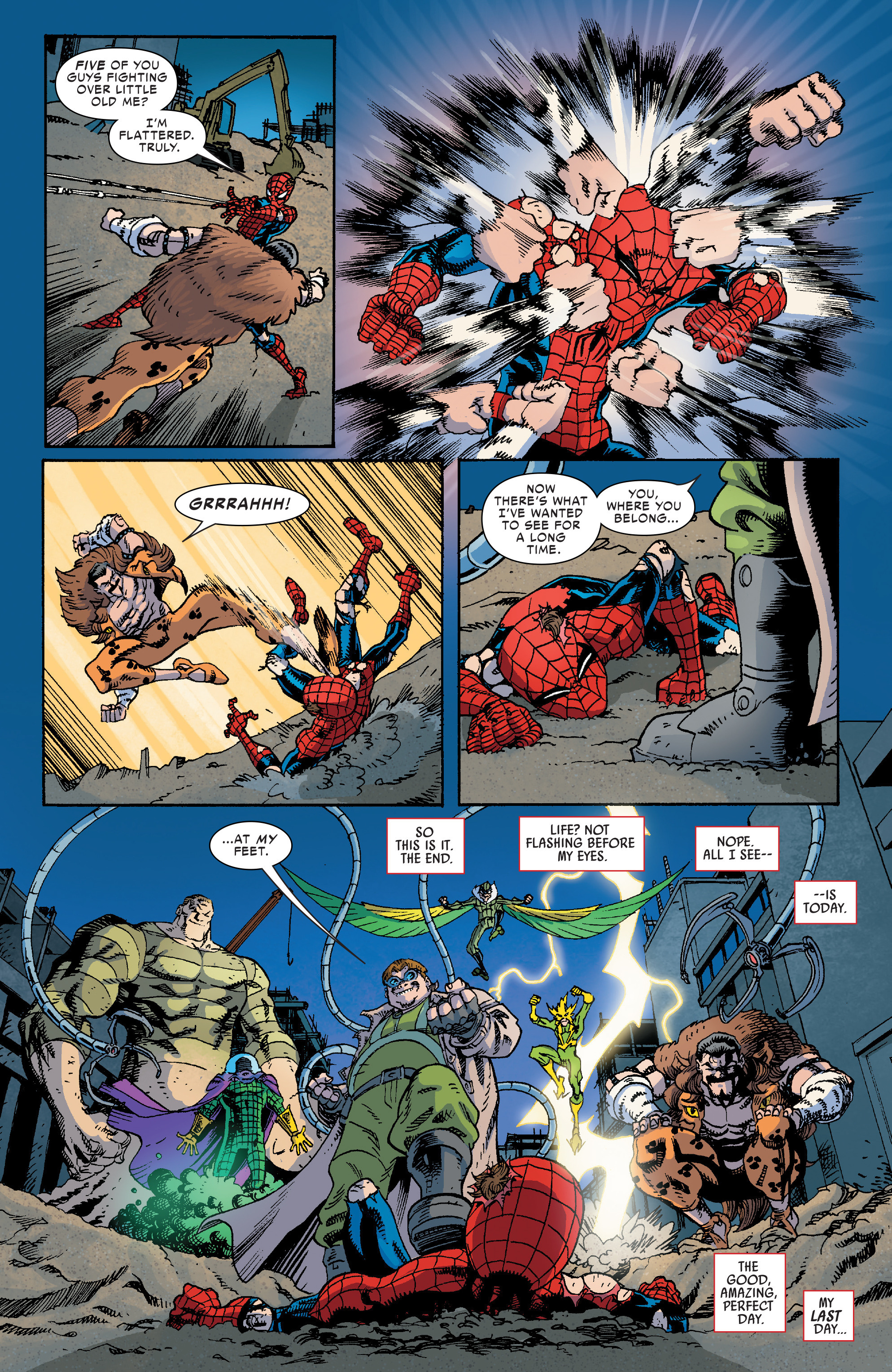 Spidey (2016) chap 12 pic 15