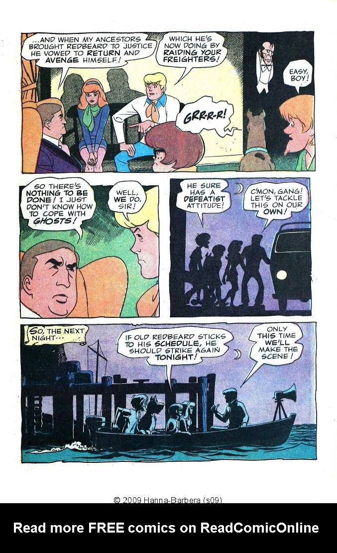 Read online Scooby-Doo... Where Are You! (1970) comic -  Issue #6 - 9