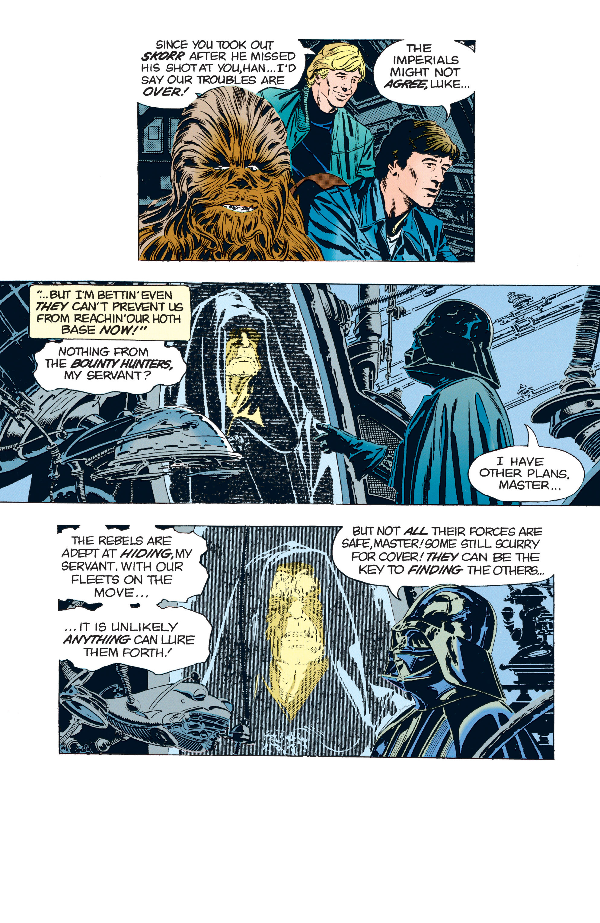 Classic Star Wars #20 #20 - English 33