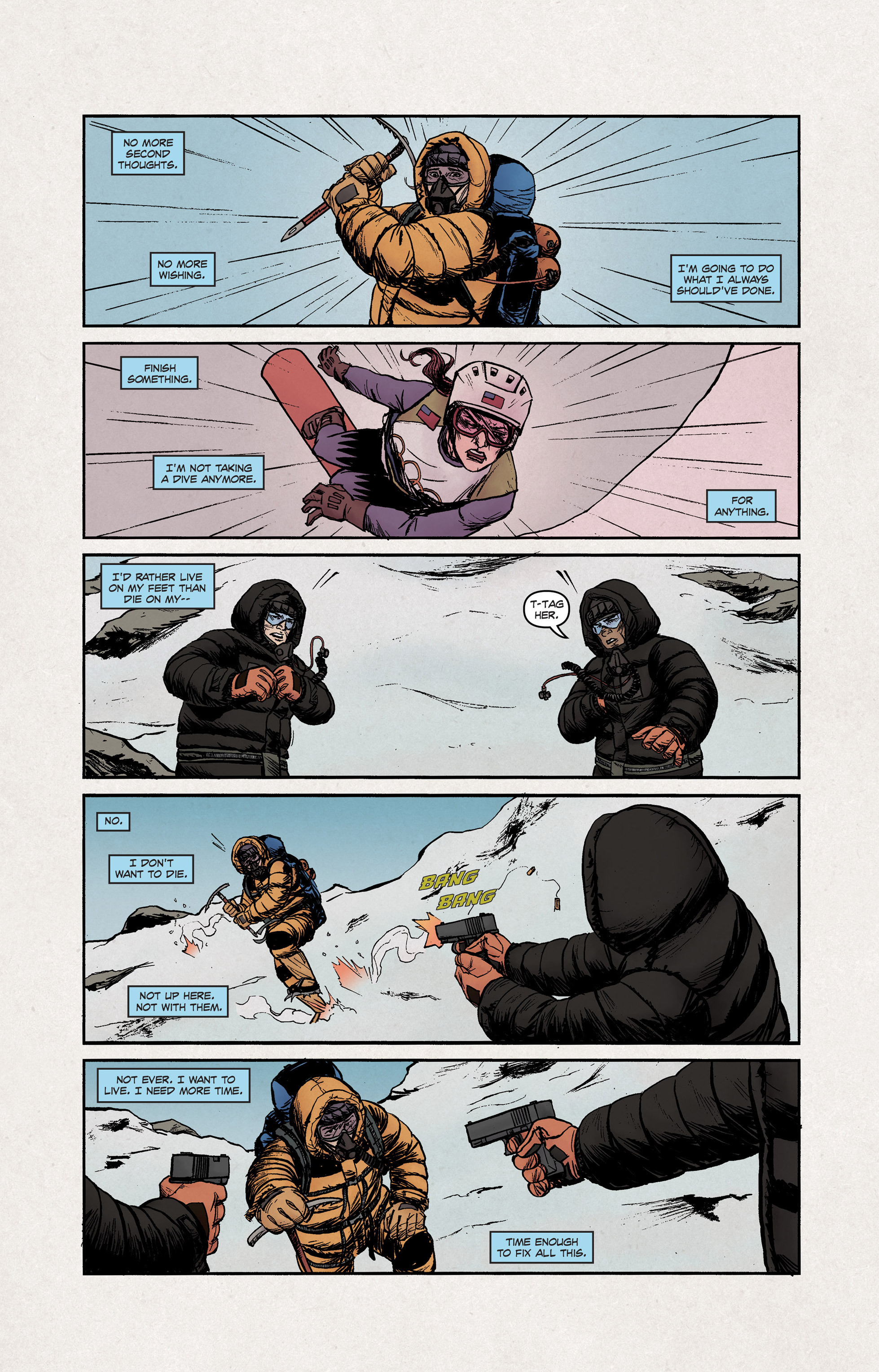 Read online High Crimes comic -  Issue #12 - 3