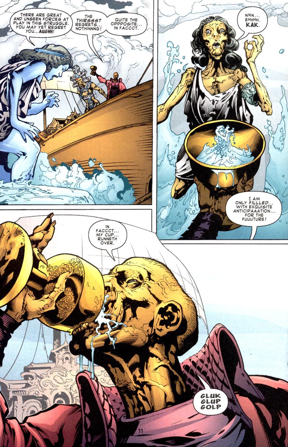 Aquaman (2003) Issue #8 #8 - English 12