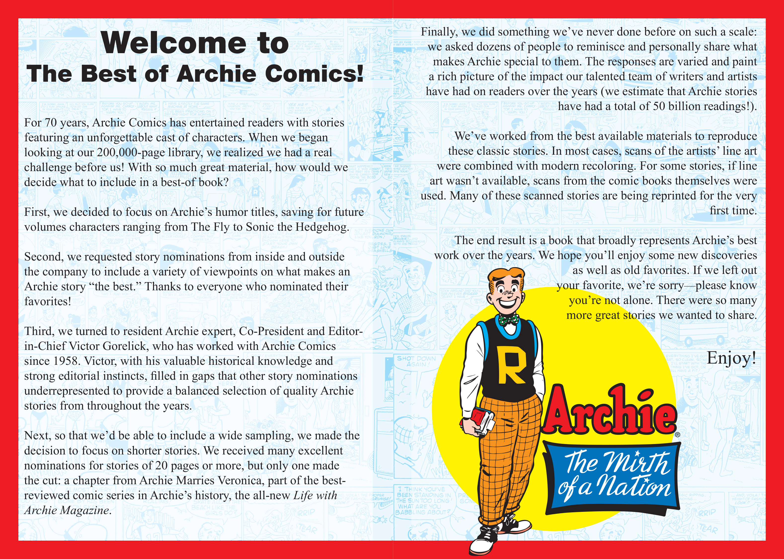 Read online The Best of Archie Comics comic -  Issue # TPB 1 (Part 1) - 5