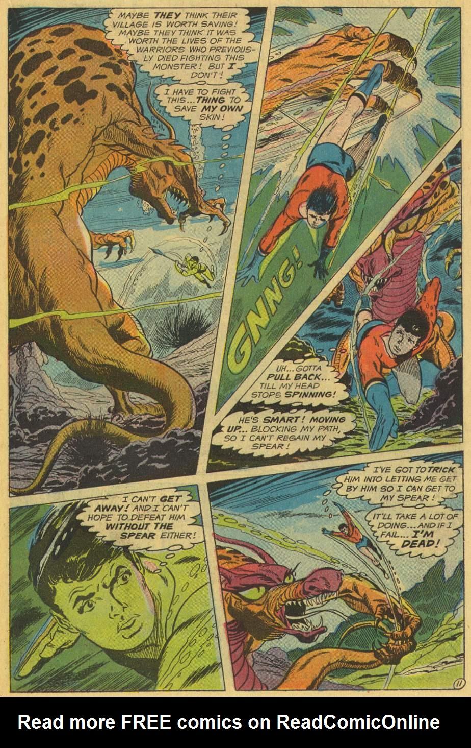 Aquaman (1962) Issue #45 #45 - English 15
