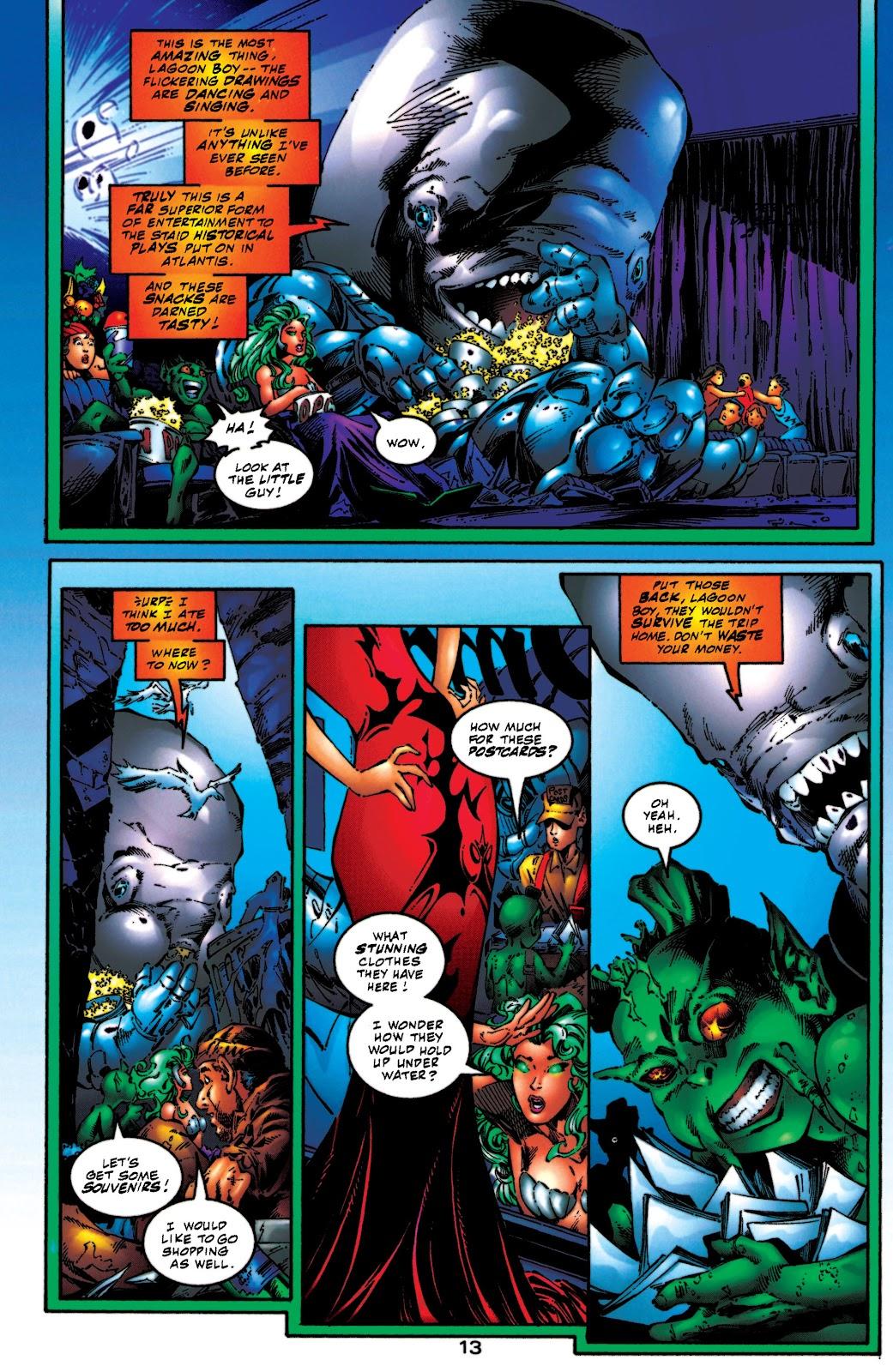 Aquaman (1994) Issue #54 #60 - English 14