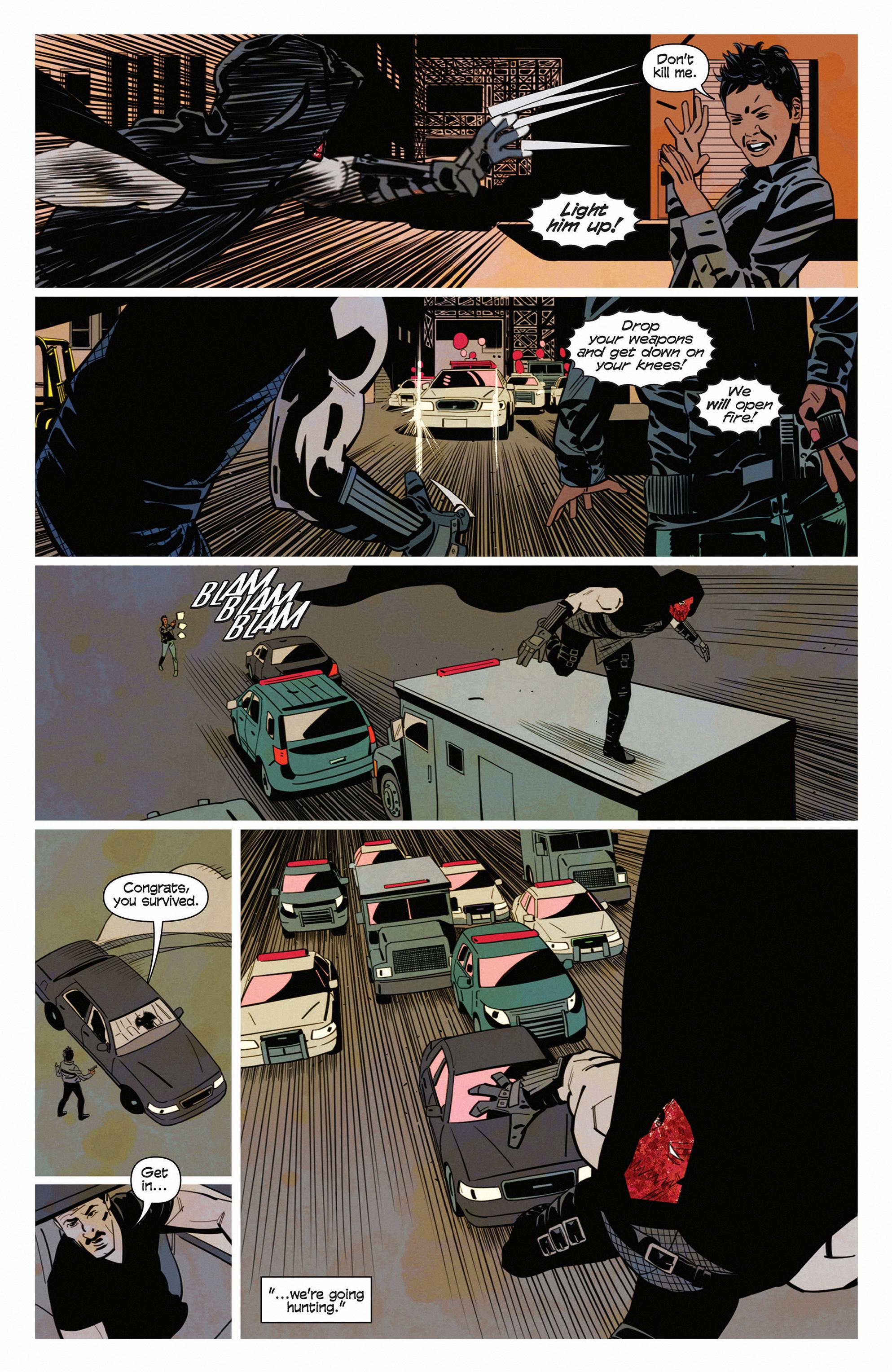 Read online Demonic comic -  Issue #5 - 15