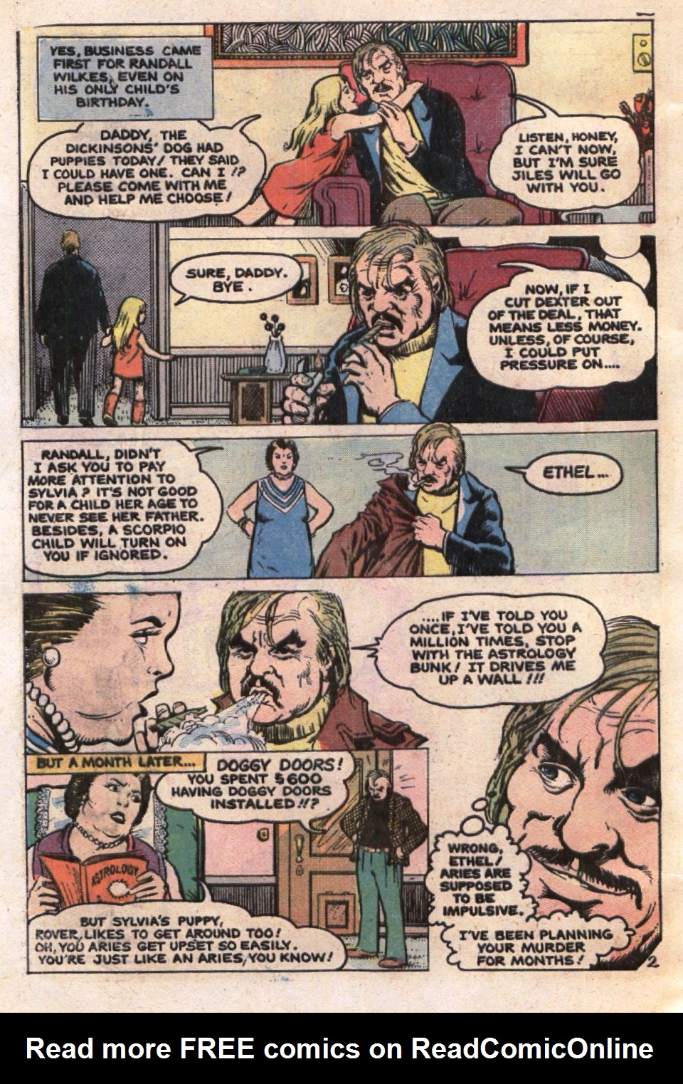 Read online Scary Tales comic -  Issue #6 - 4