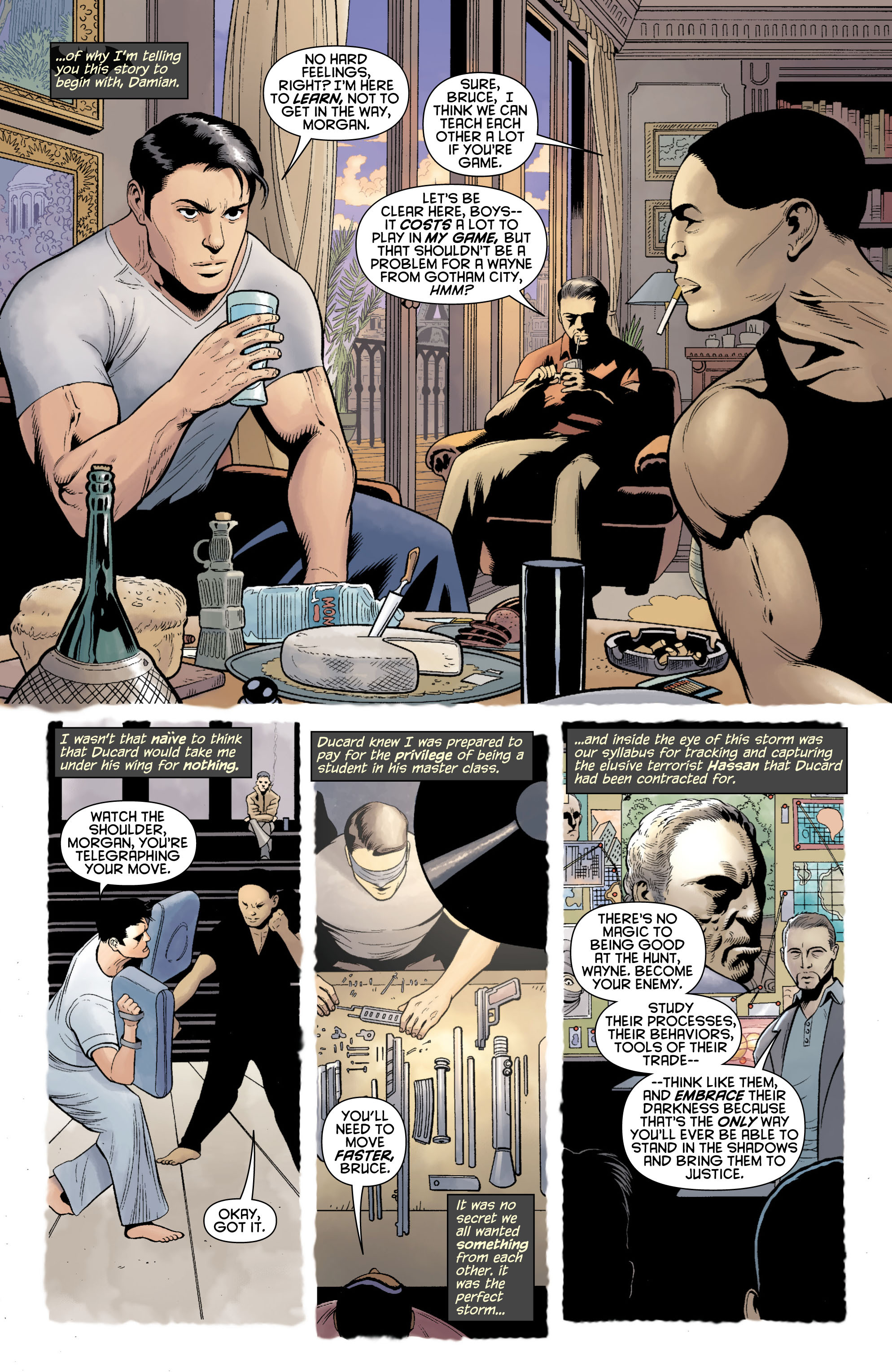 Batman and Robin (2011) chap 1 pic 117