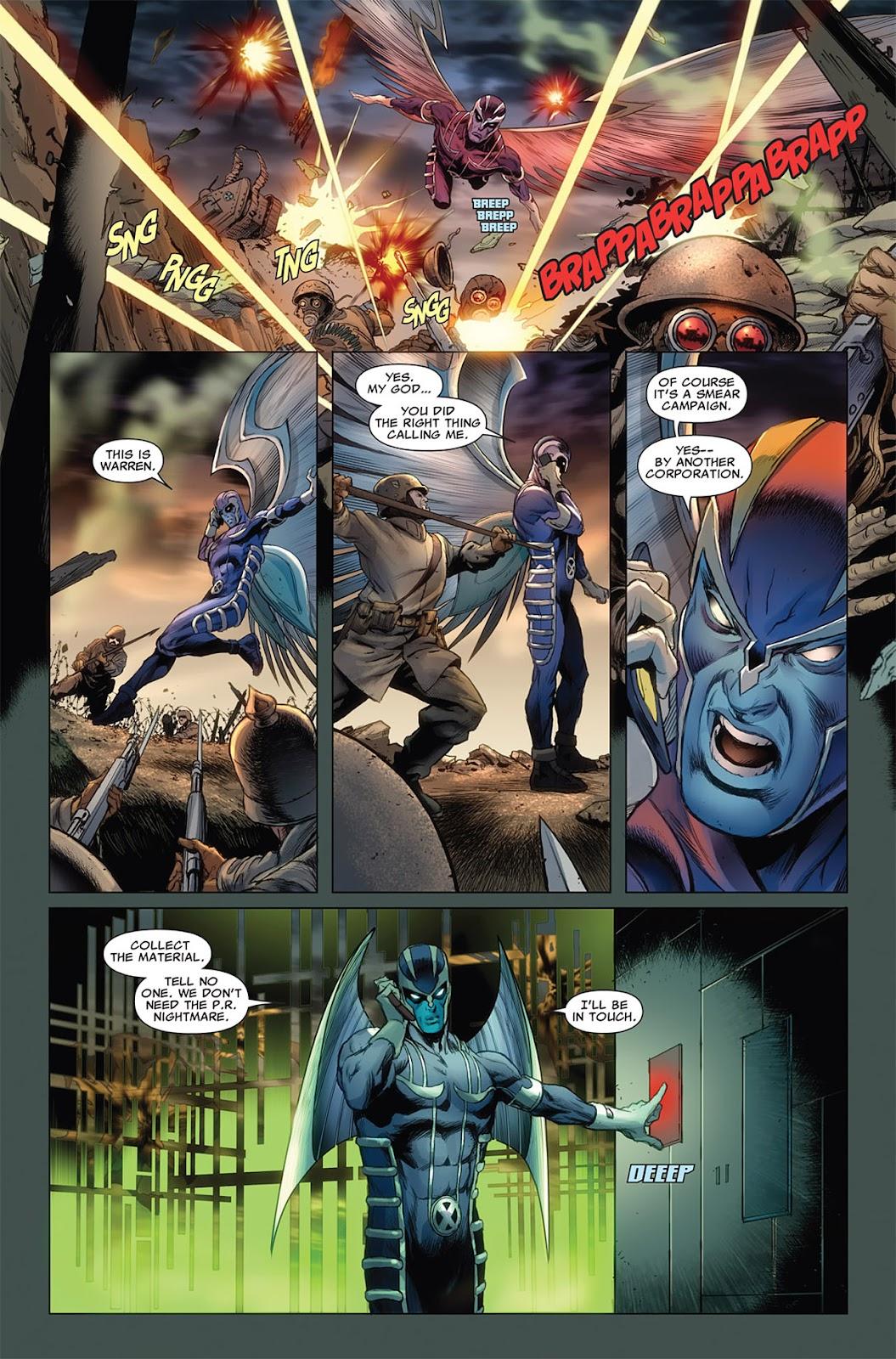 Uncanny X-Force (2010) Issue #10 #11 - English 8