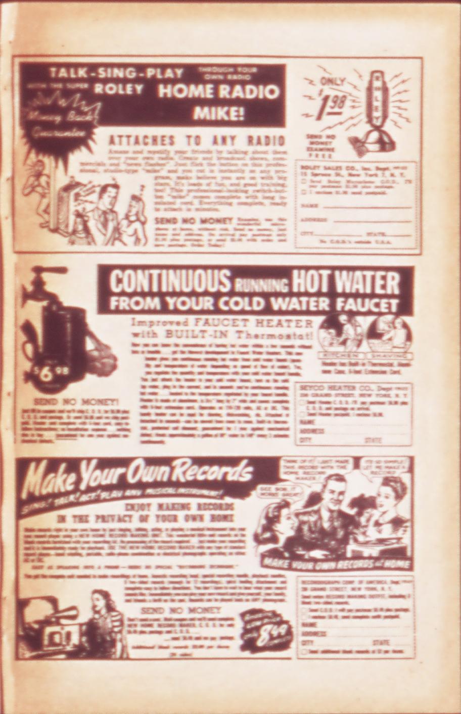 Sub-Mariner Comics #24 #24 - English 35