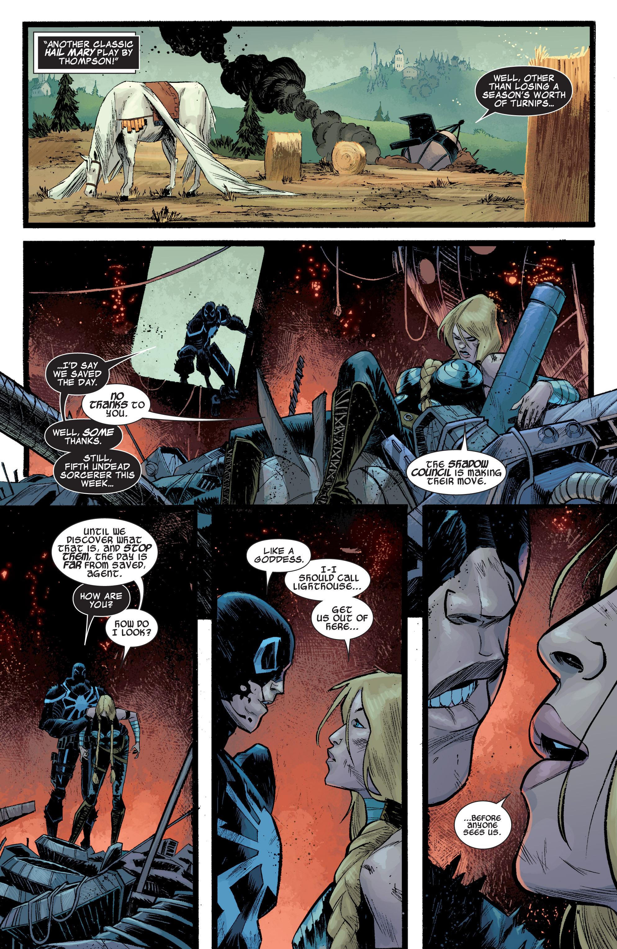 Read online Secret Avengers (2010) comic -  Issue #29 - 7