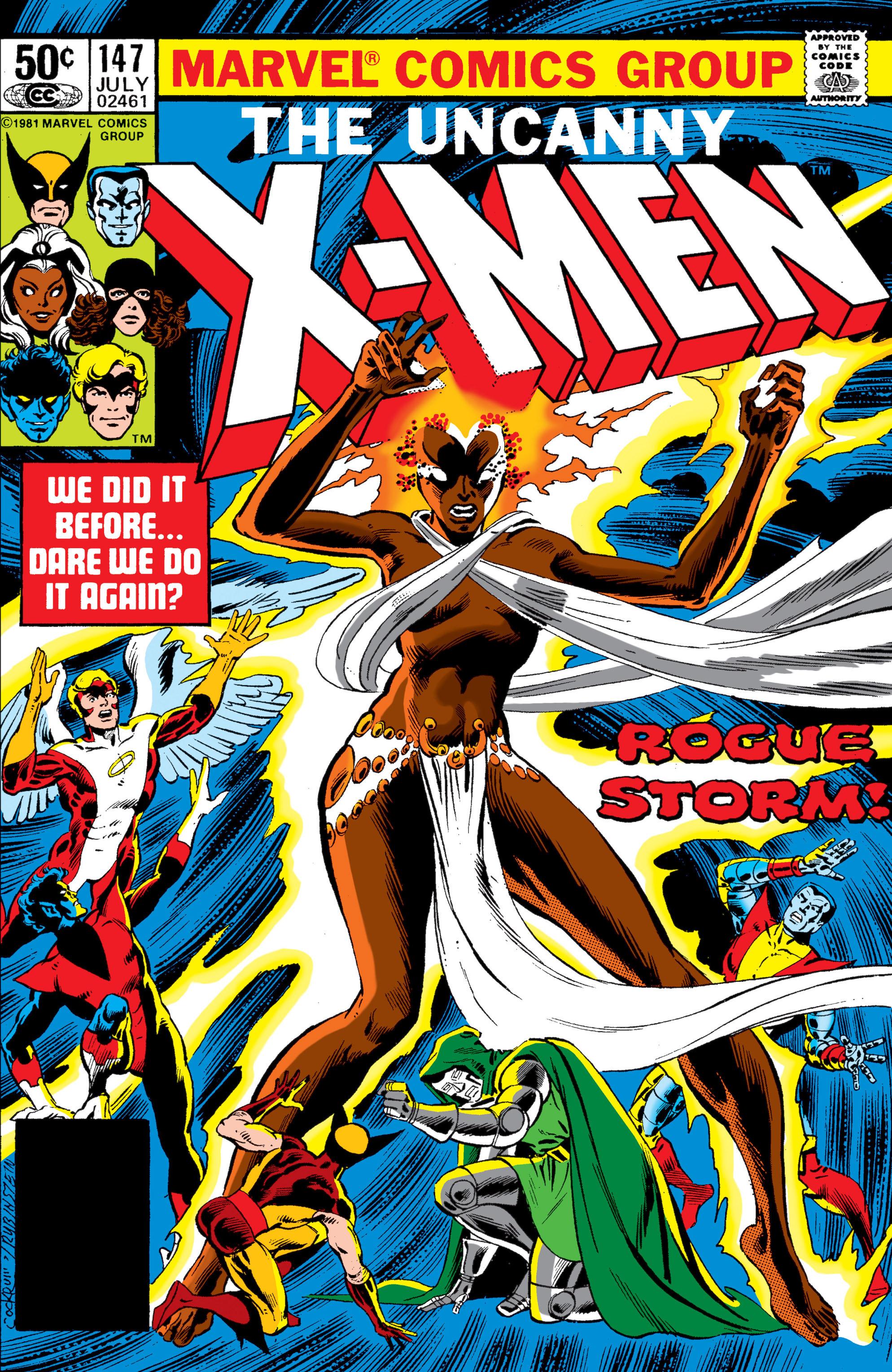 Uncanny X-Men (1963) 147 Page 1