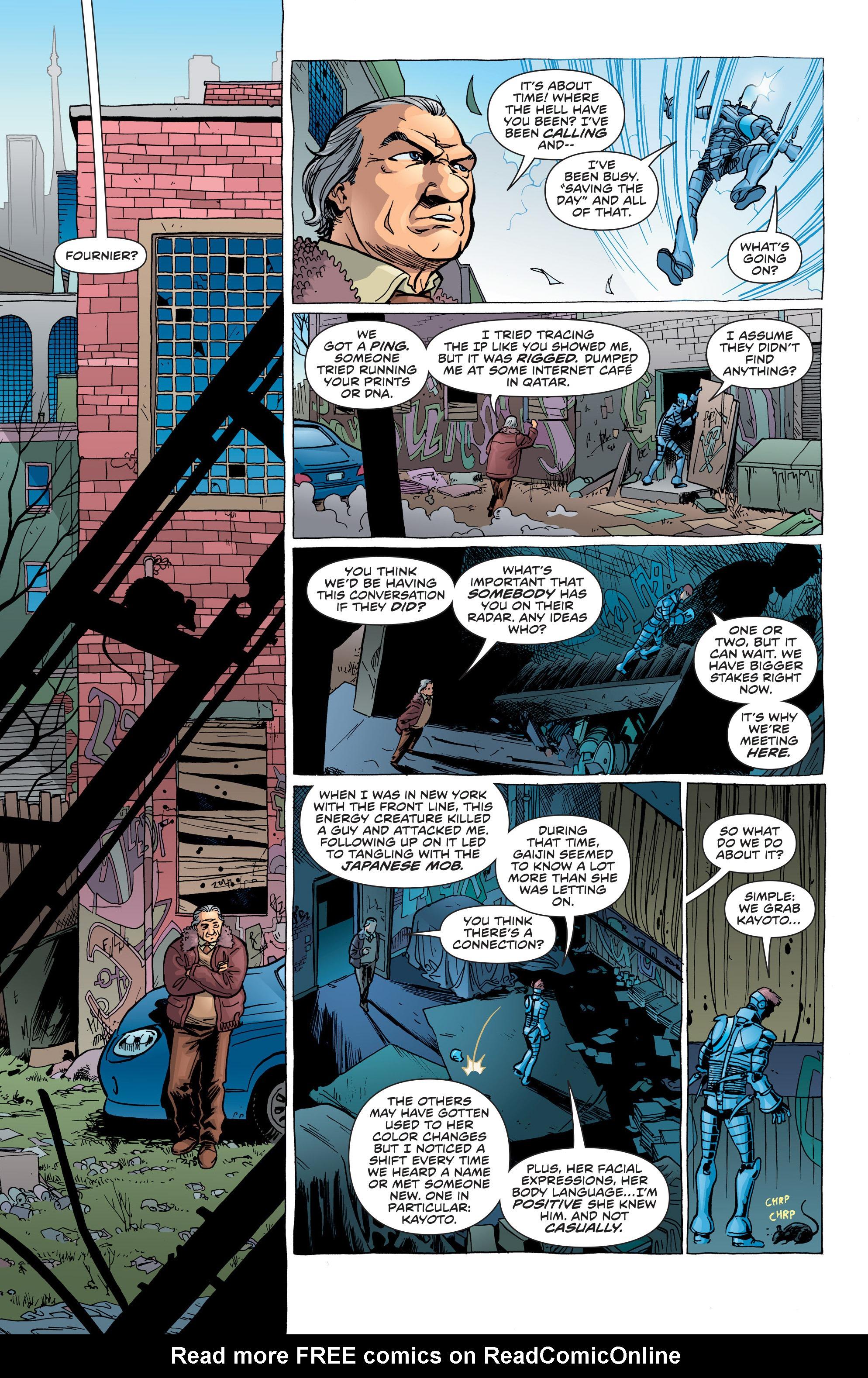 Read online Secret Identities comic -  Issue #3 - 19