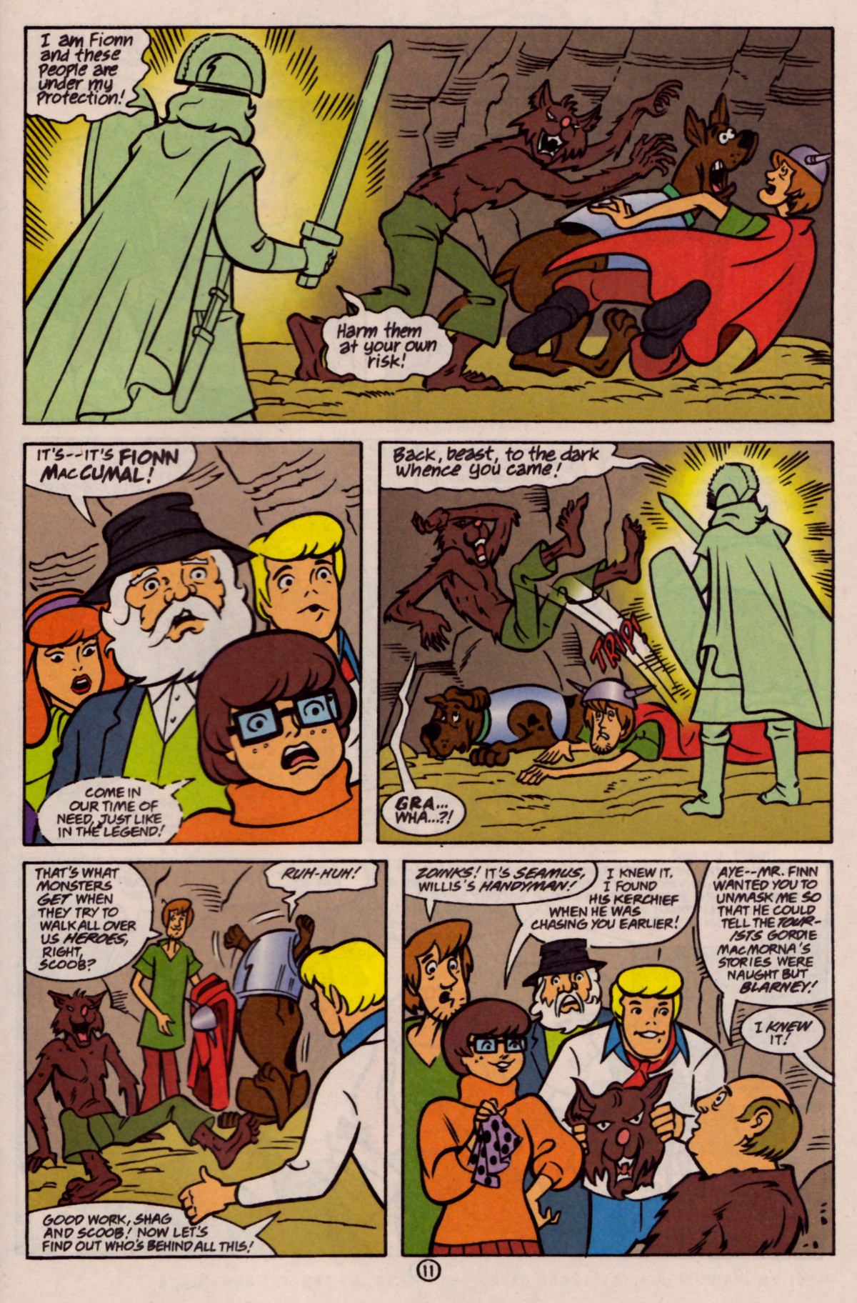 Read online Scooby-Doo (1997) comic -  Issue #25 - 22