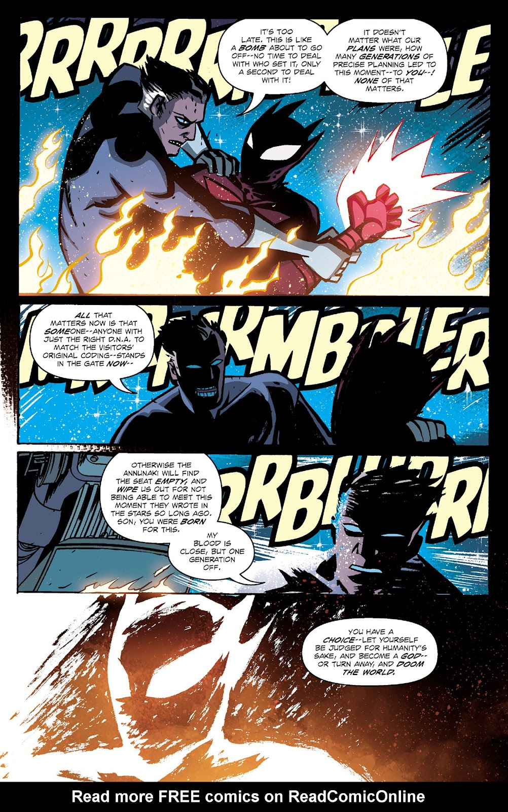 The Victories (2013) Issue #14 Page 19