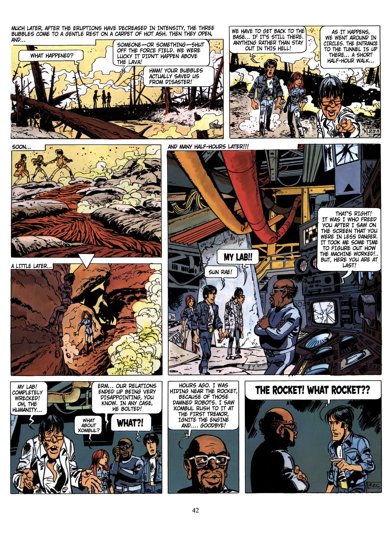 Valerian and Laureline #1 #23 - English 48