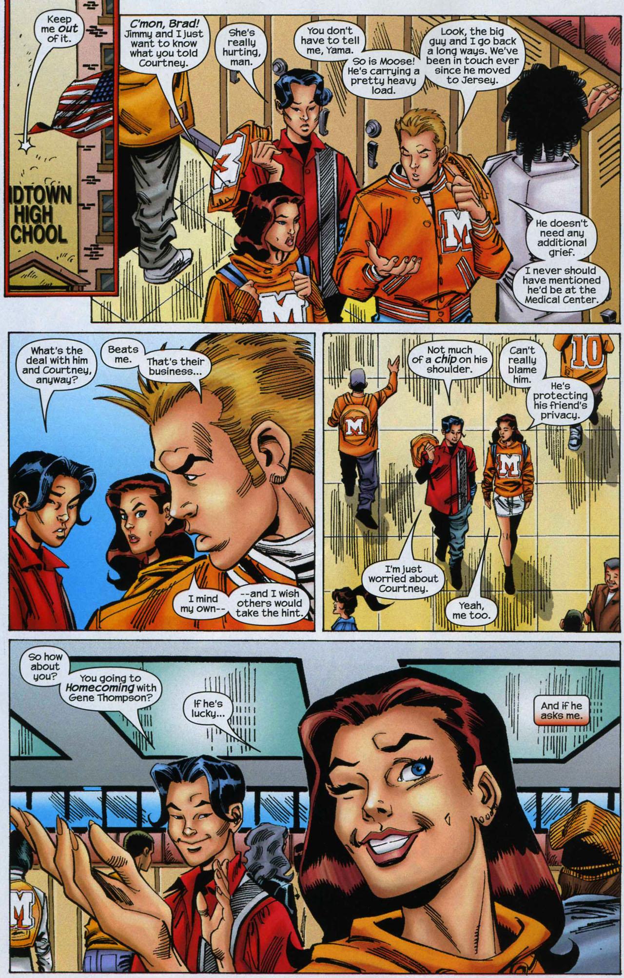 Amazing Spider-Girl #9 #22 - English 9