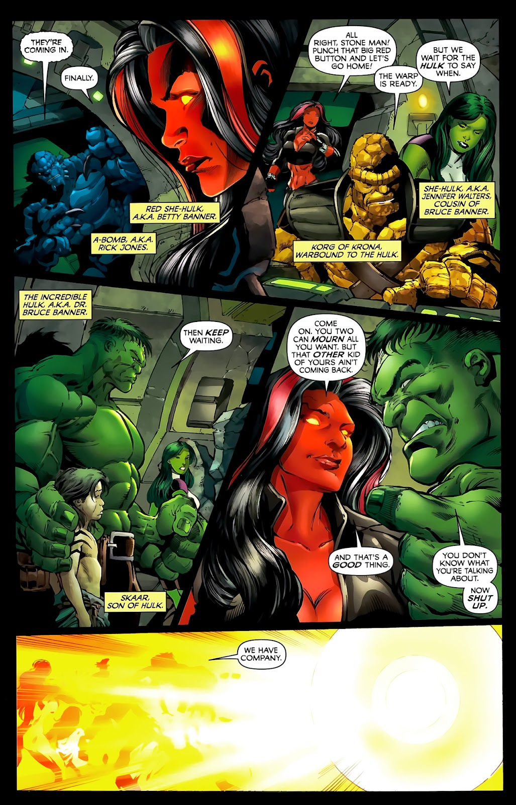 Incredible Hulks (2010) Issue #618 #8 - English 6