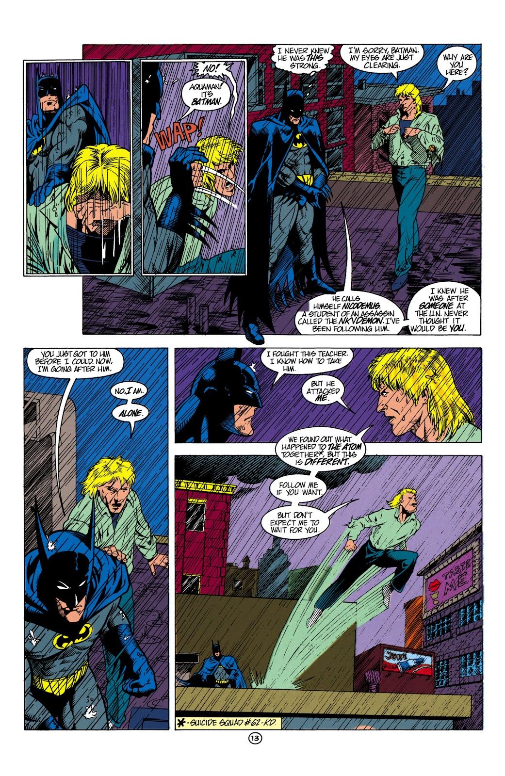 Aquaman (1991) Issue #8 #8 - English 14