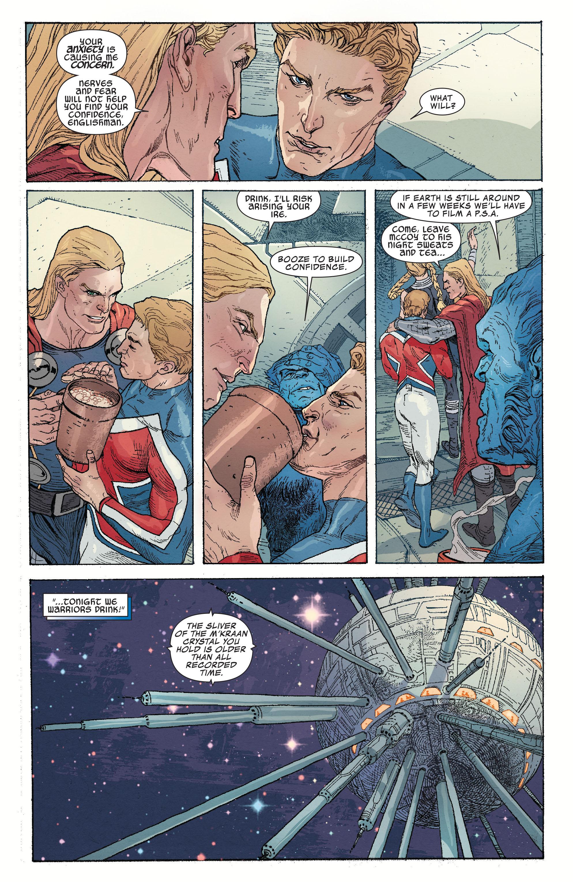 Read online Secret Avengers (2010) comic -  Issue #26 - 6