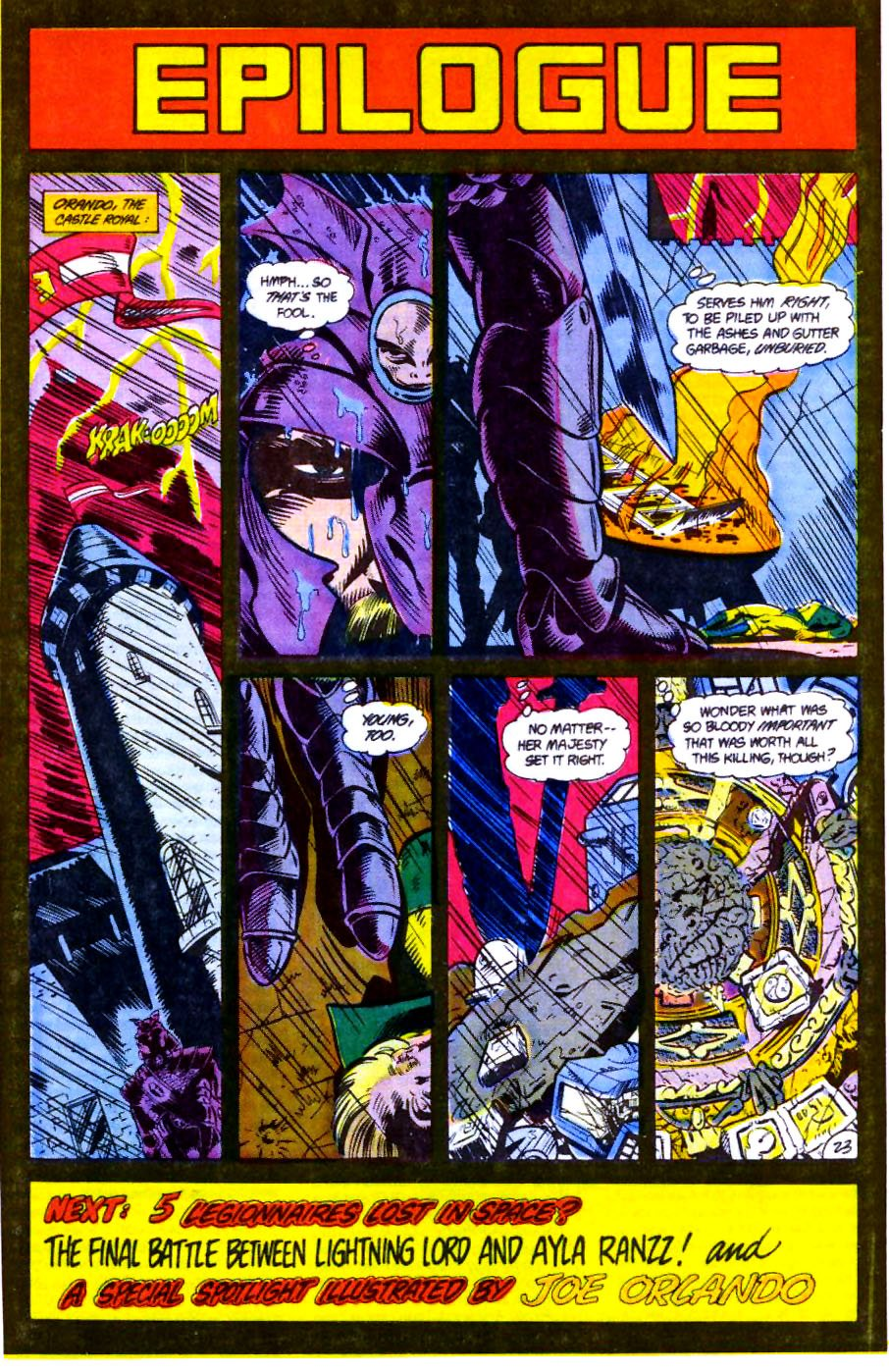Tales of the Legion Issue #330 #17 - English 24