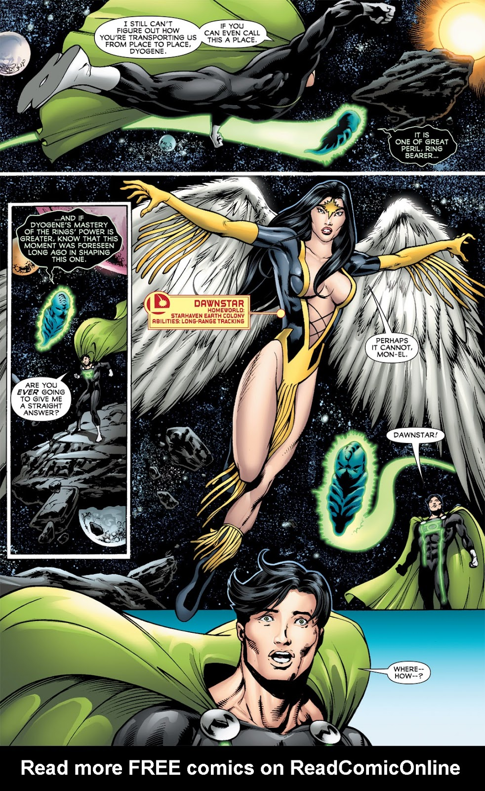 Legion of Super-Heroes (2010) Issue #14 #15 - English 19