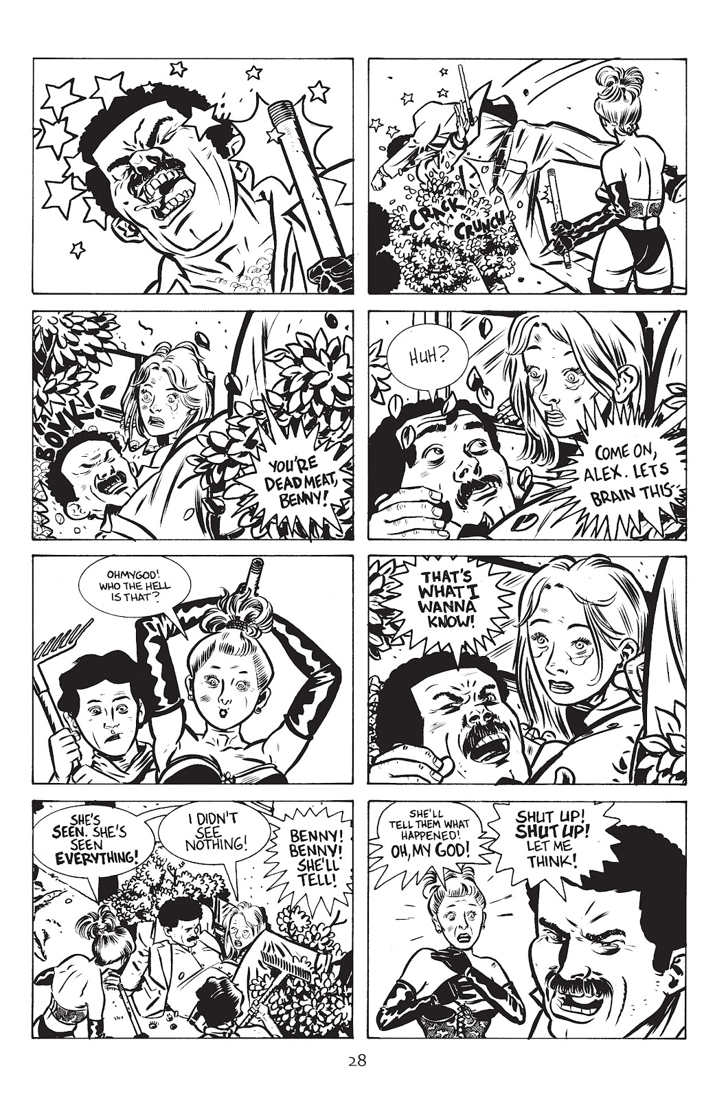 Stray Bullets Issue #15 #15 - English 30