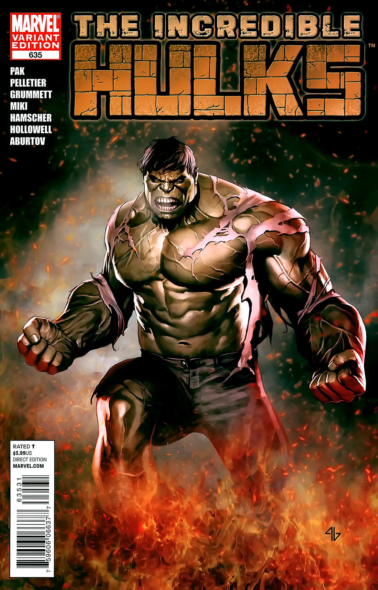 Incredible Hulks (2010) #635 #26 - English 3
