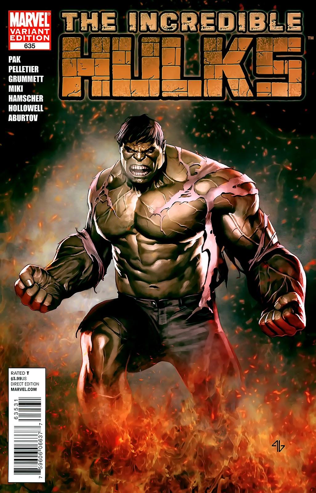 Incredible Hulks (2010) Issue #635 #25 - English 3