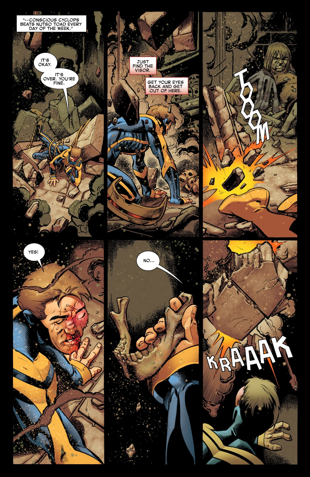 All-New X-Men (2016) Issue #7 #9 - English 12