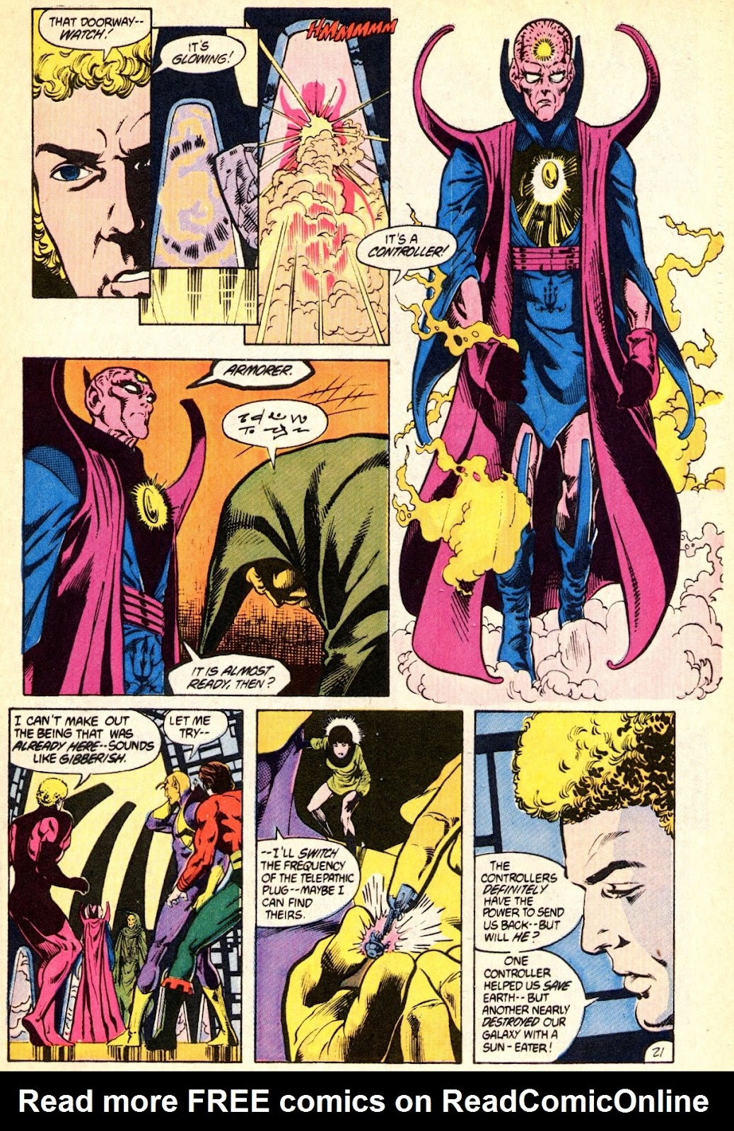 Tales of the Legion Issue #332 #19 - English 22