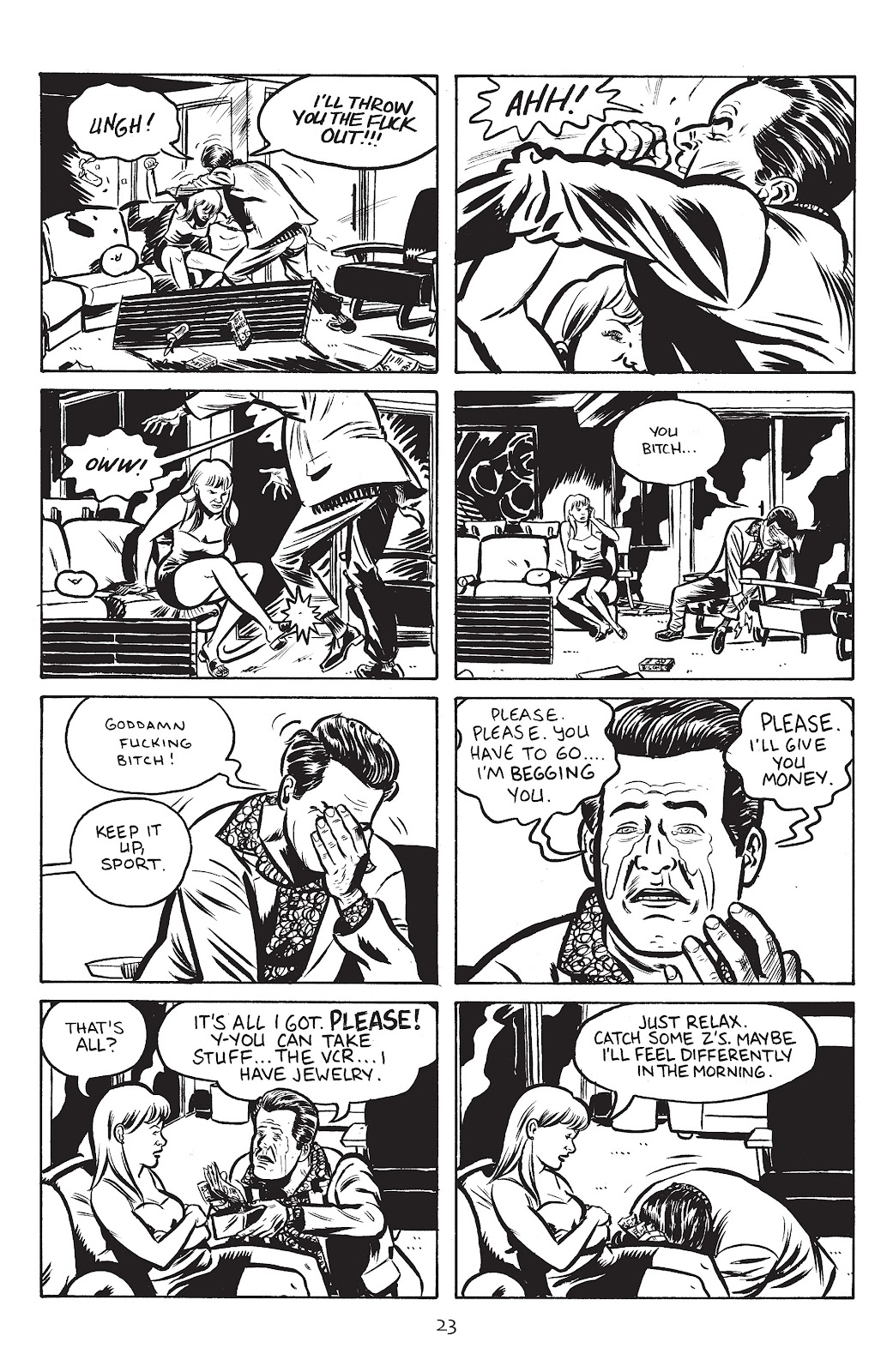 Stray Bullets Issue #22 #22 - English 25