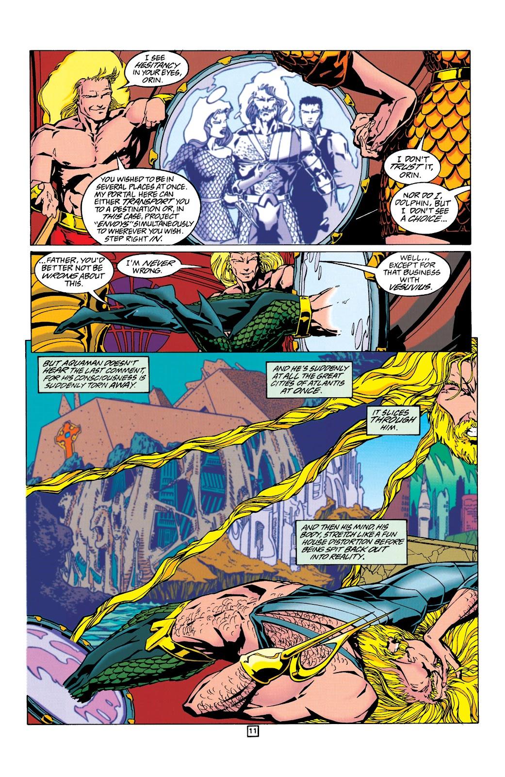 Aquaman (1994) Issue #24 #30 - English 12