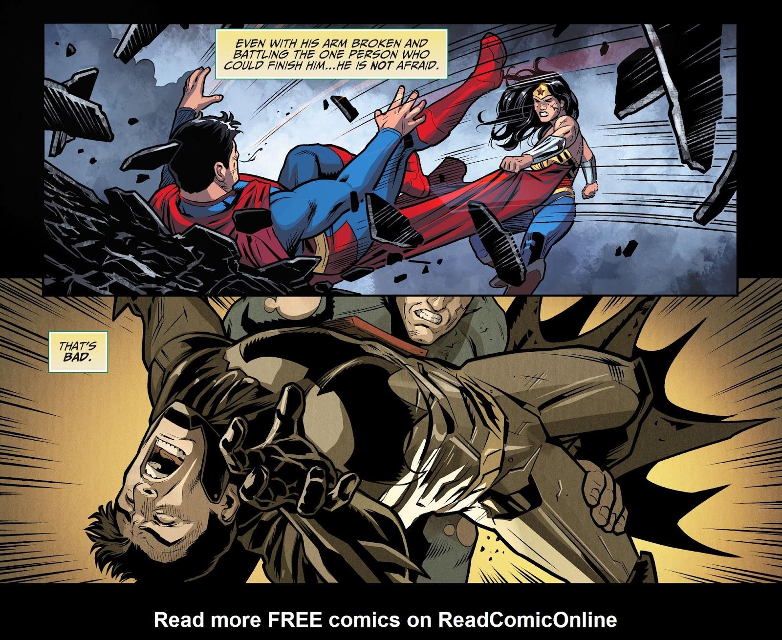 Injustice: Gods Among Us Year Four Issue #9 #10 - English 17
