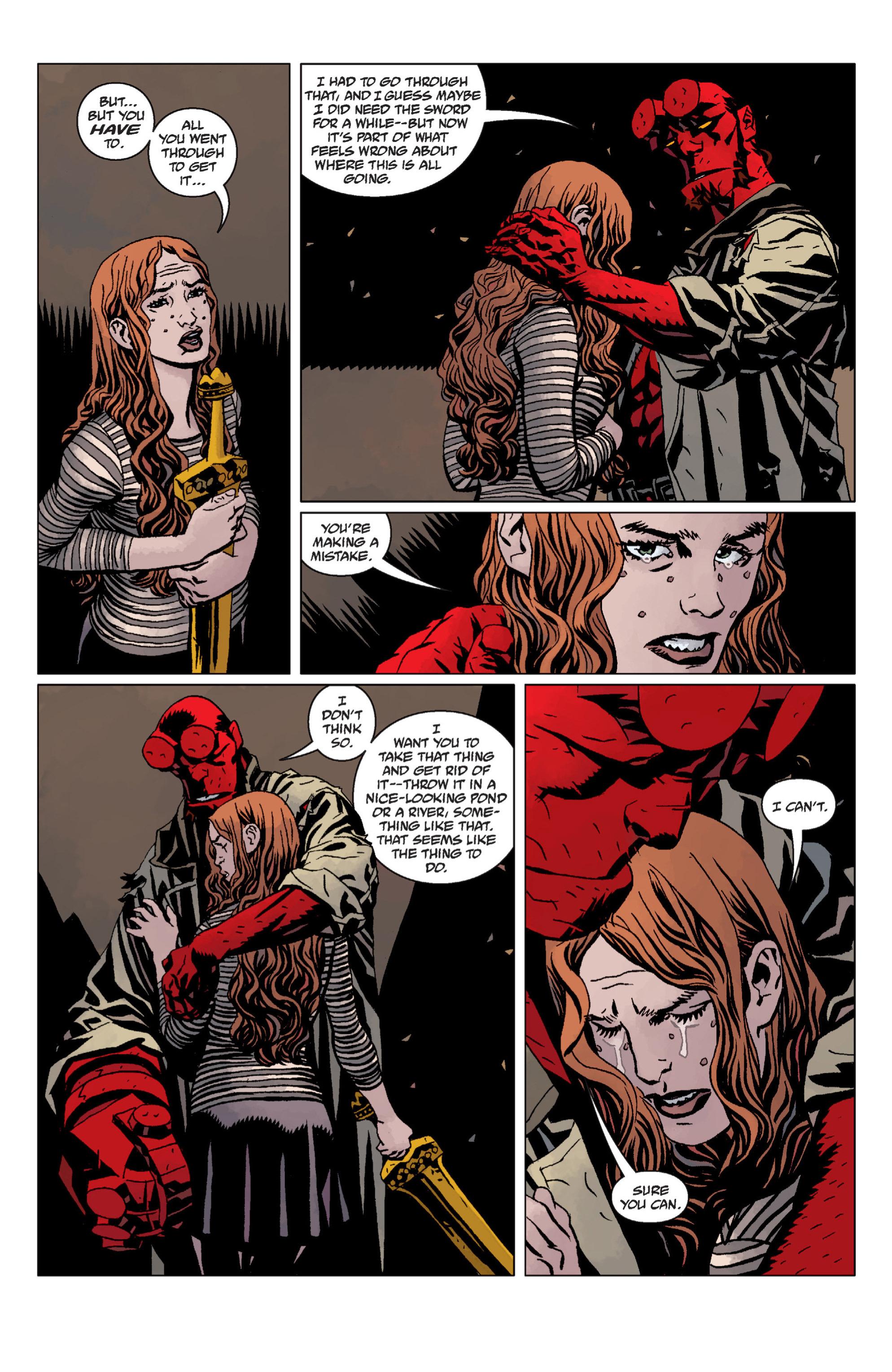 Hellboy chap 12 pic 66