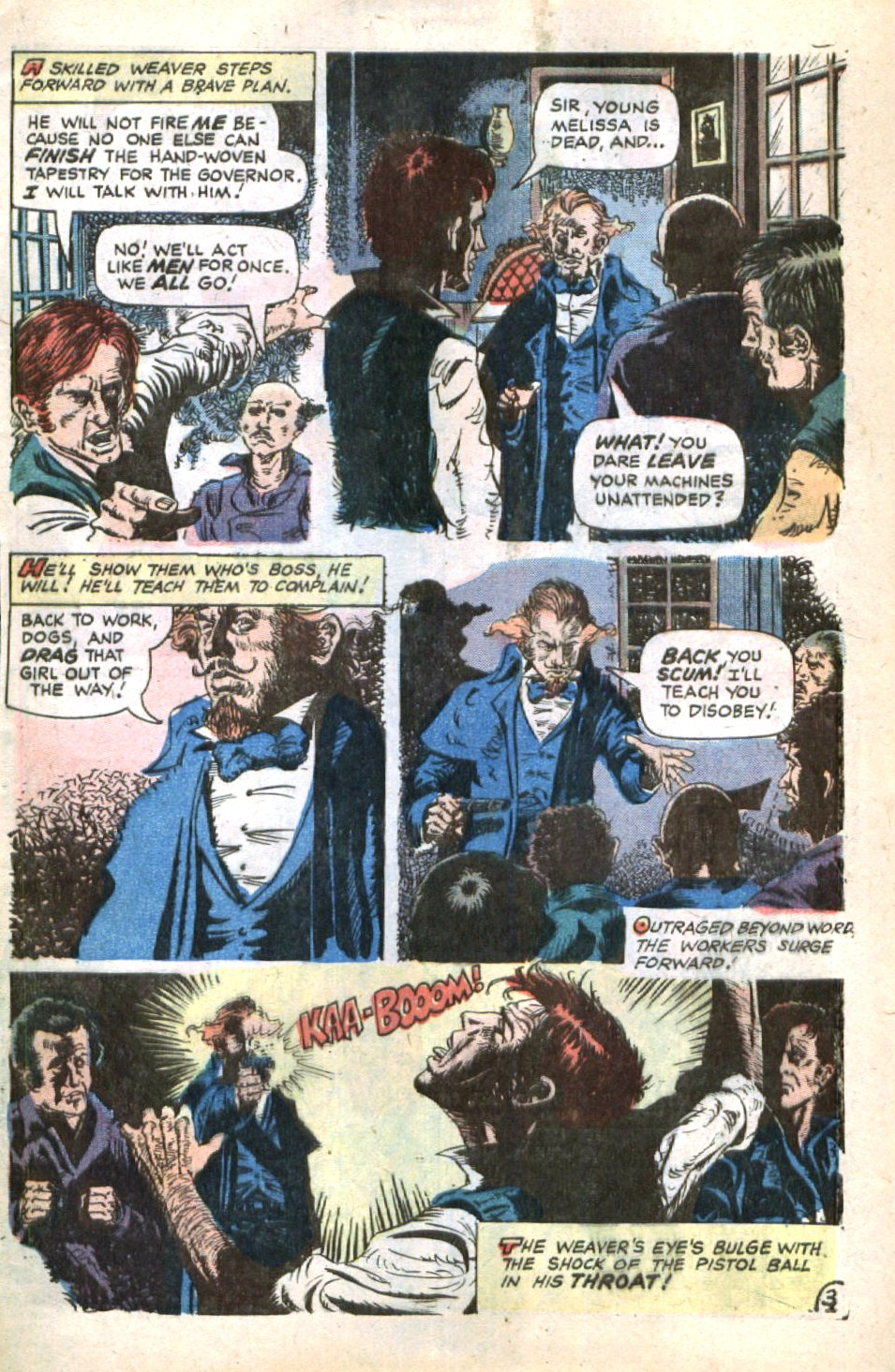 Read online Scary Tales comic -  Issue #9 - 5