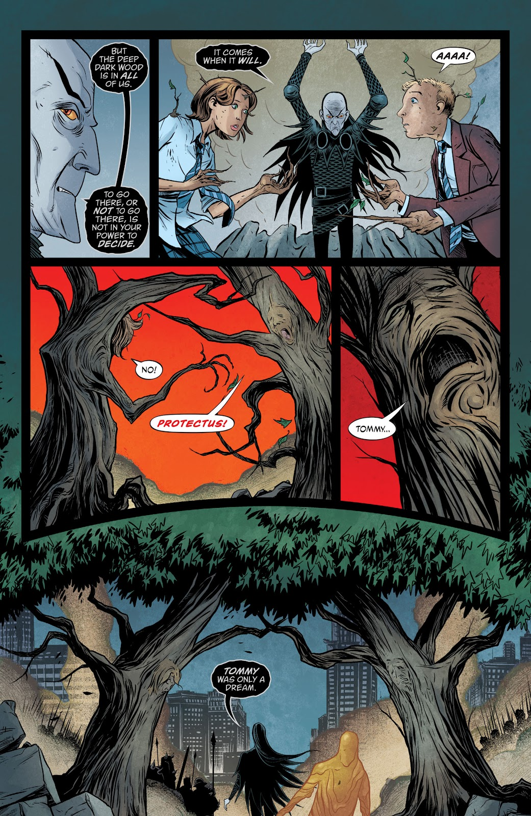 The Unwritten Issue #54 #60 - English 12