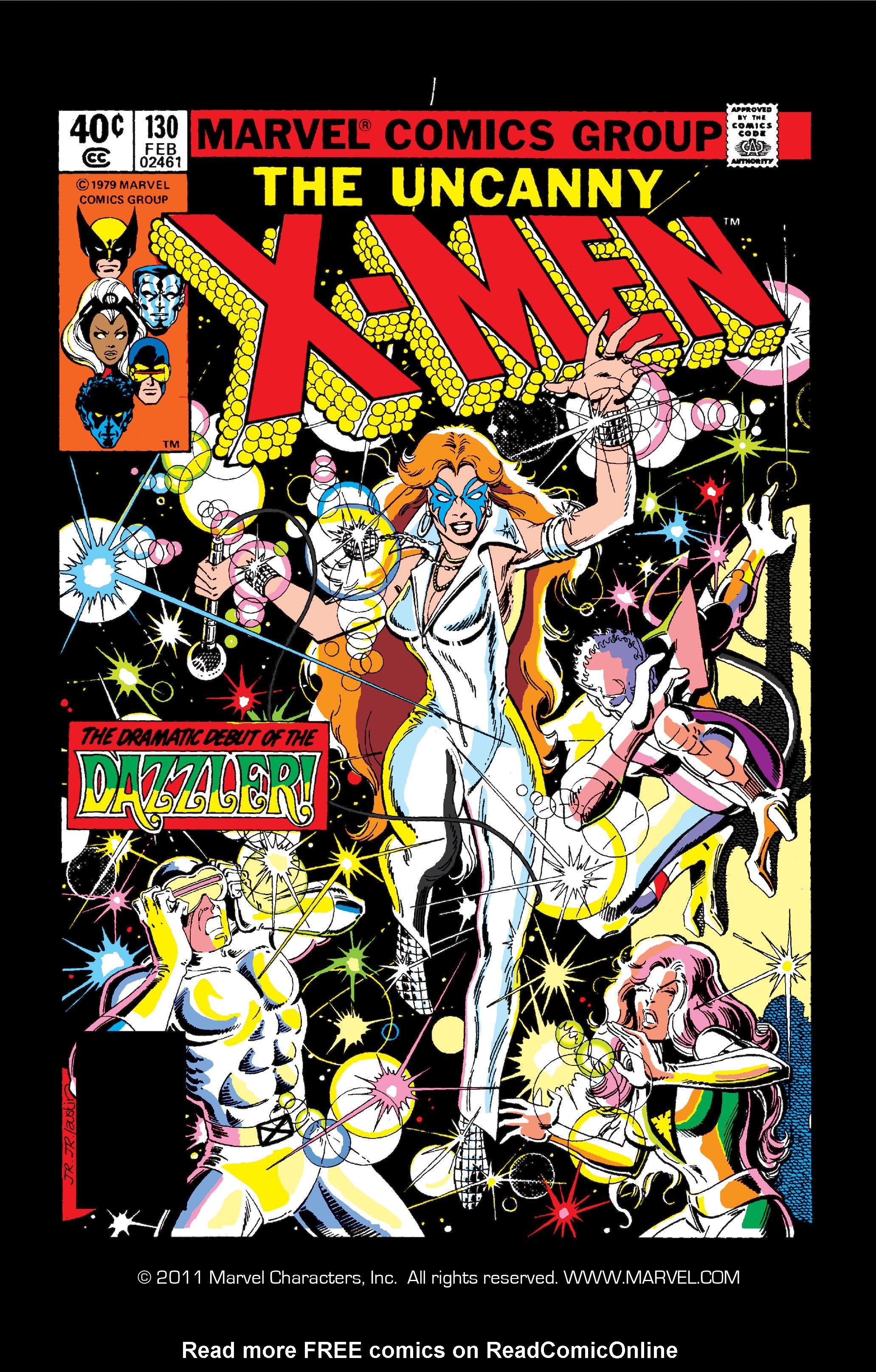 Uncanny X-Men (1963) 130 Page 1