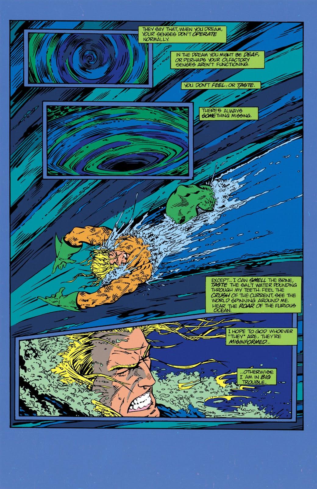 Aquaman (1994) Issue #1 #7 - English 2