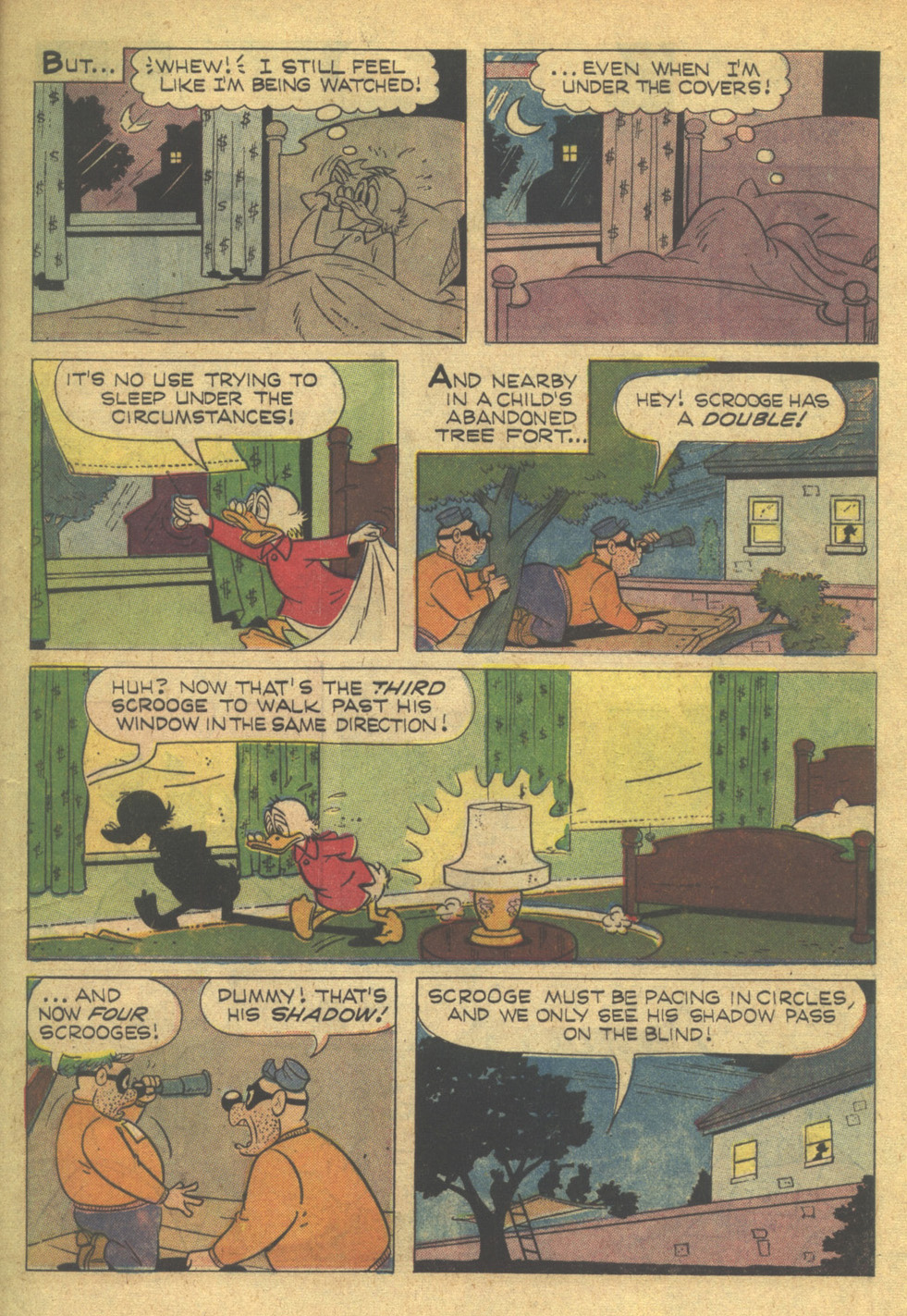 Uncle Scrooge (1953) Issue #79 #79 - English 5
