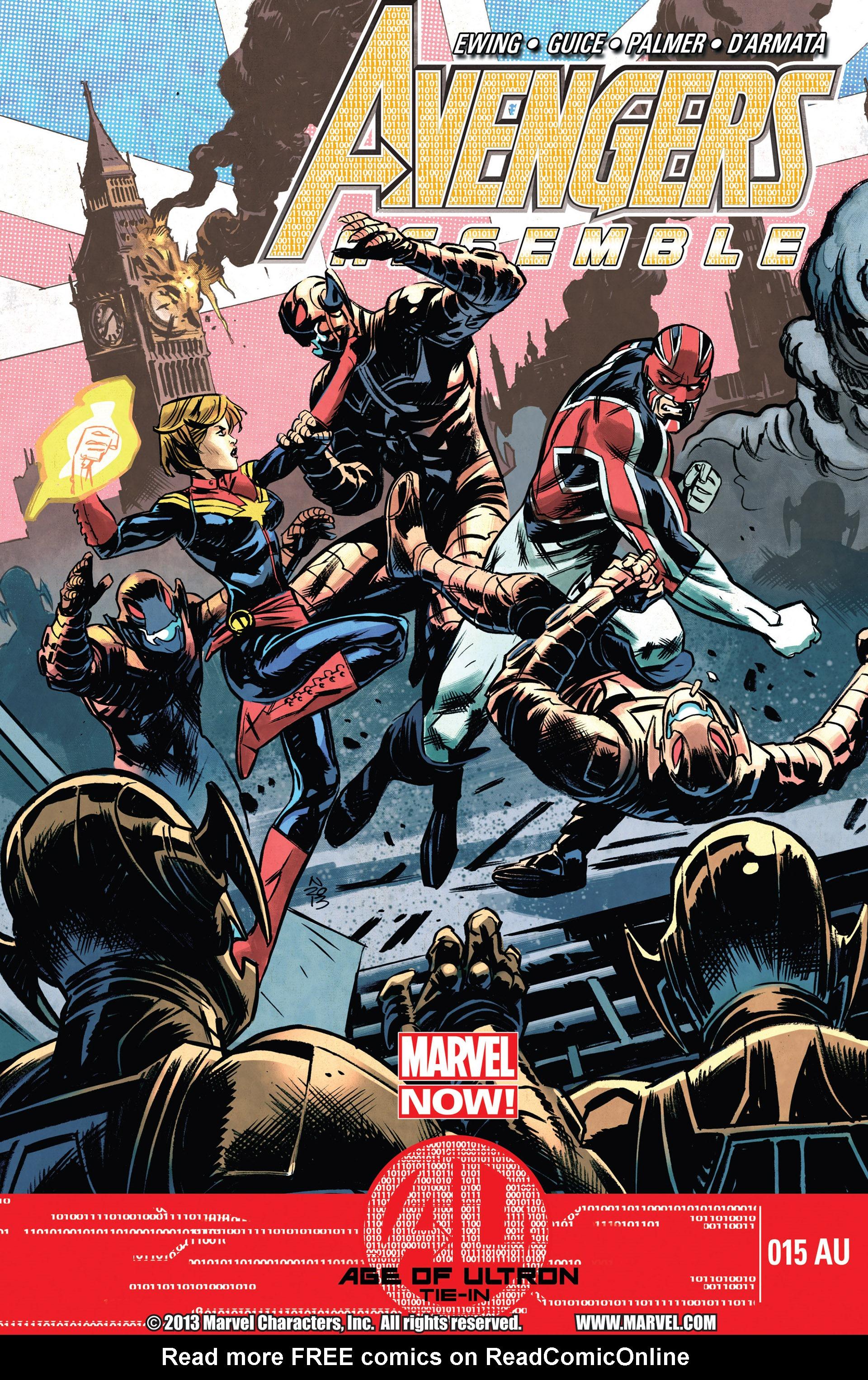 Avengers Assemble (2012) 15 Page 1
