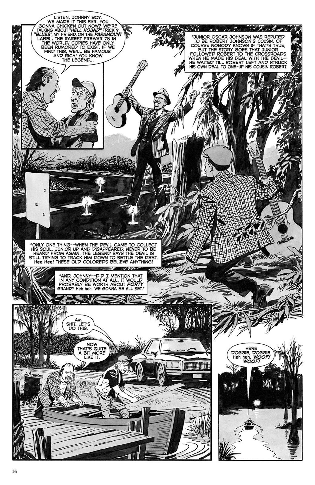 Creepy (2009) Issue #1 #1 - English 18